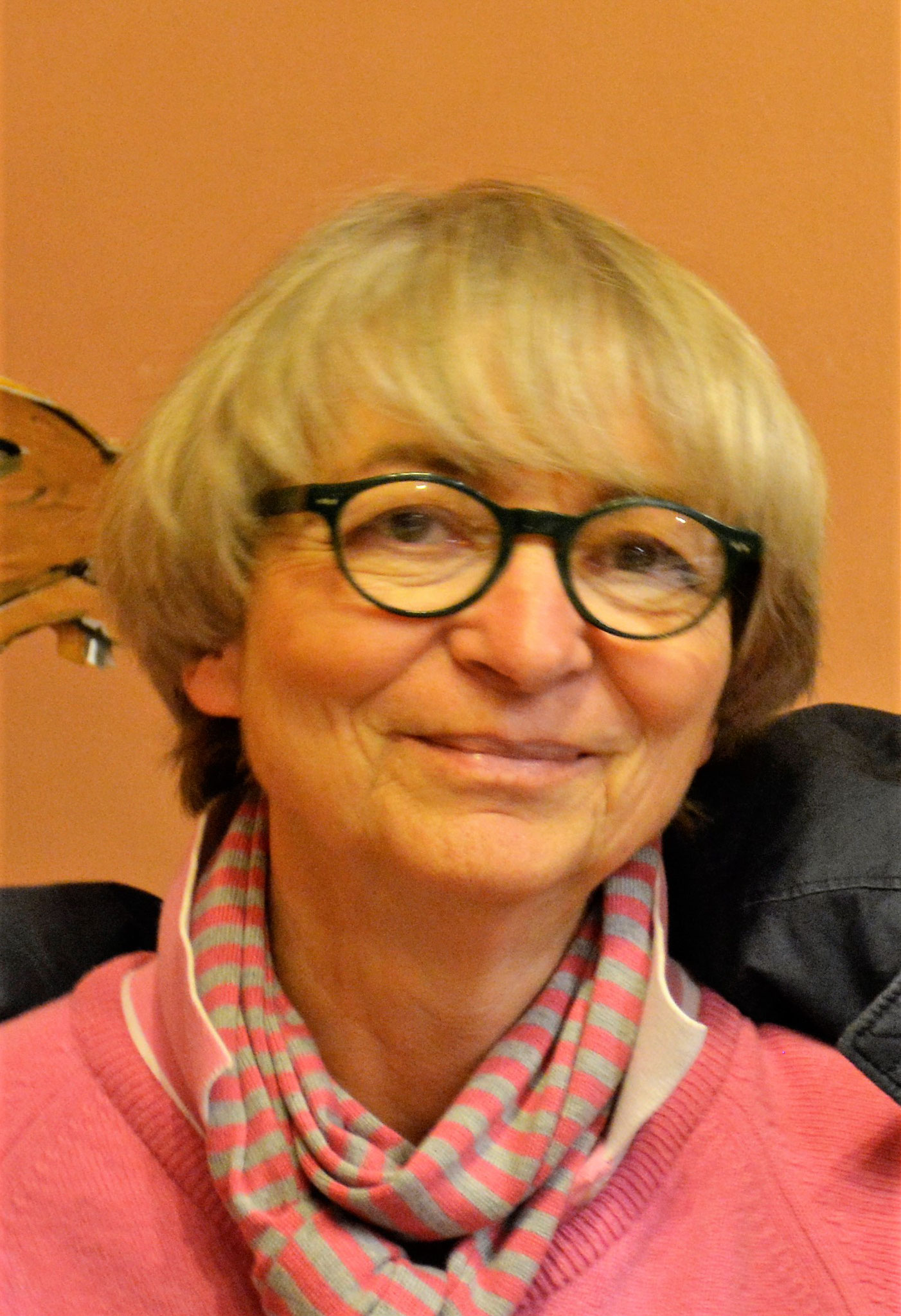 Cécile Calmejane (Secrétaire)