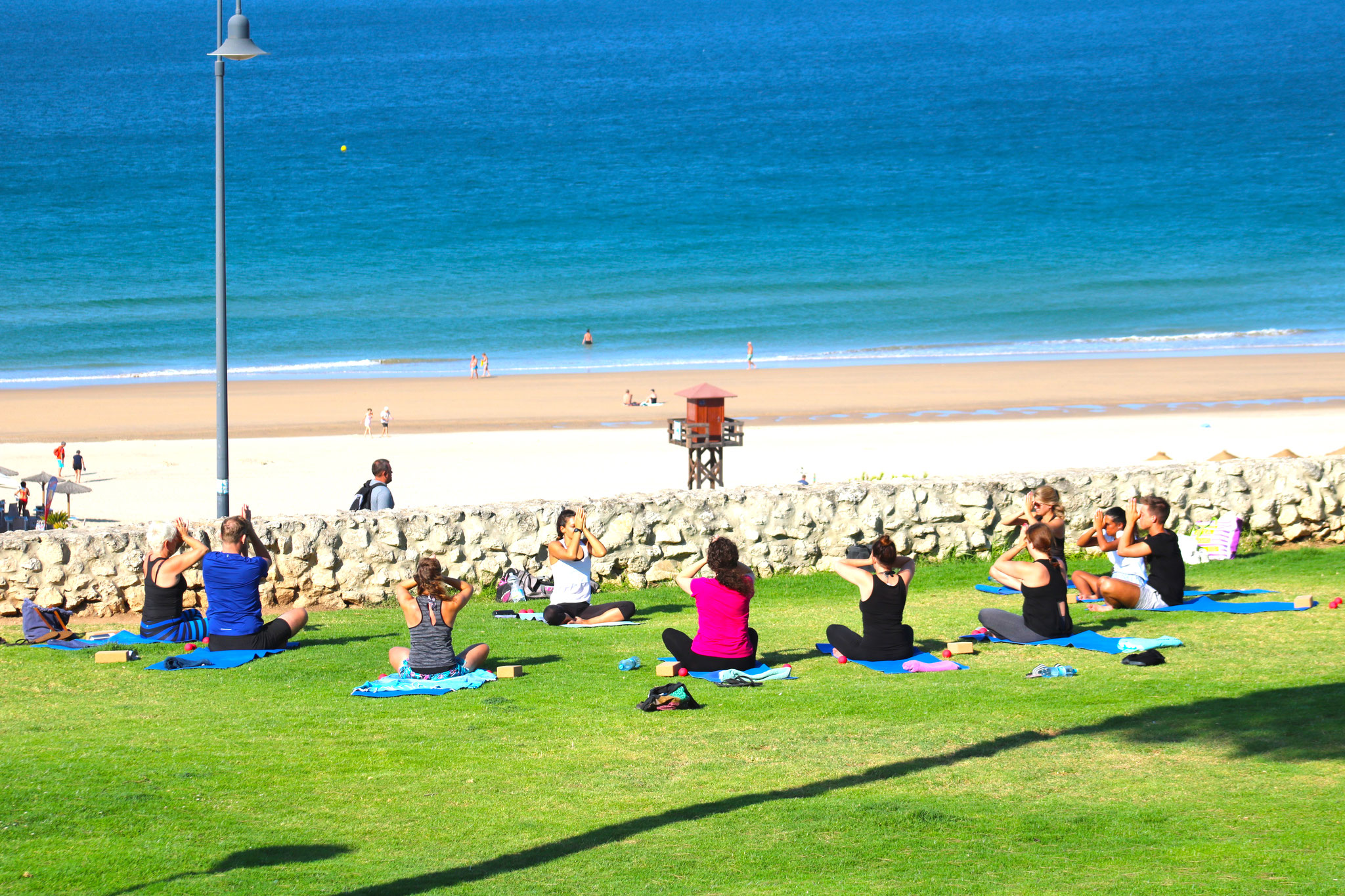 Yoga Retreat mit Meditation