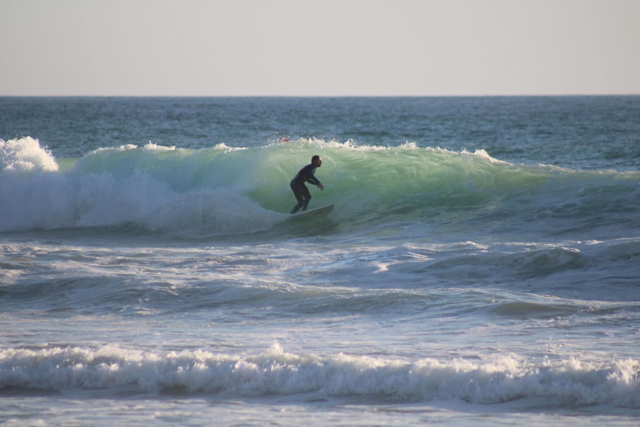 Surfen lernen Conil