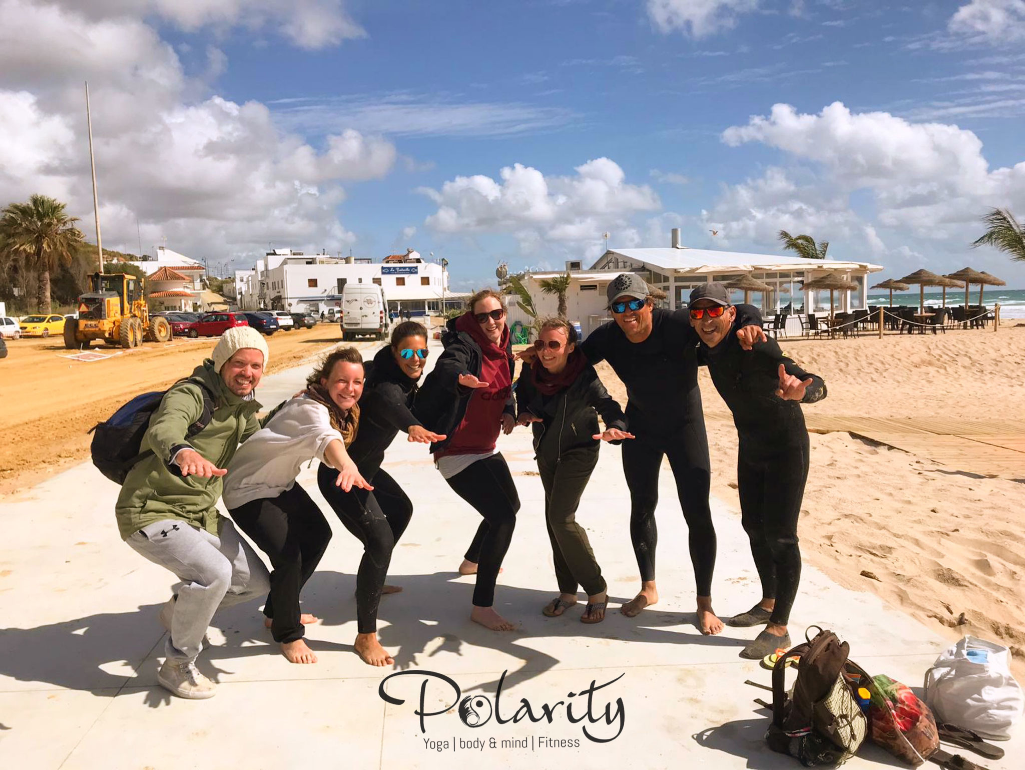 Surf und Yoga Spanien