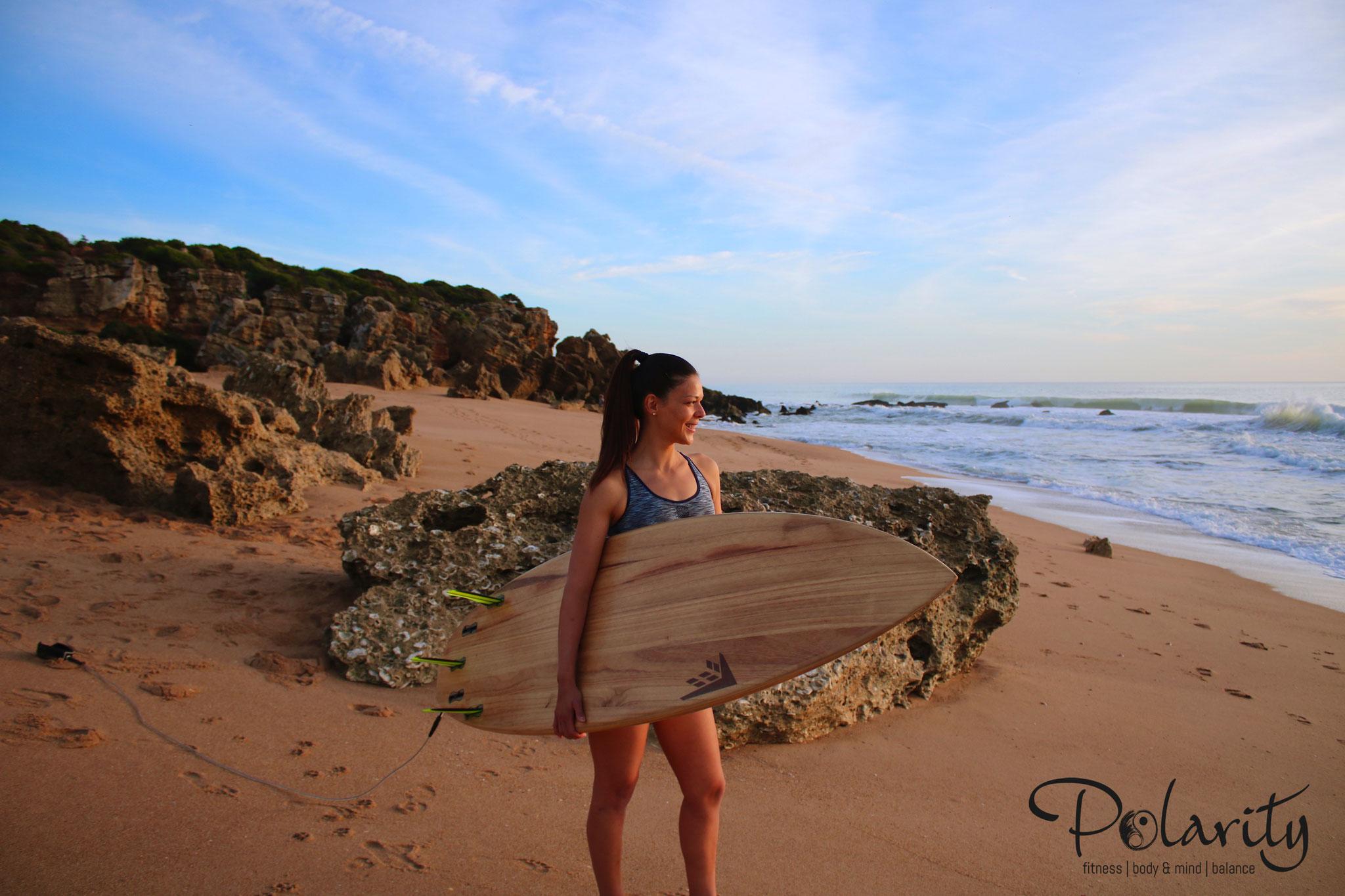 Surf und Yogacamp Conil