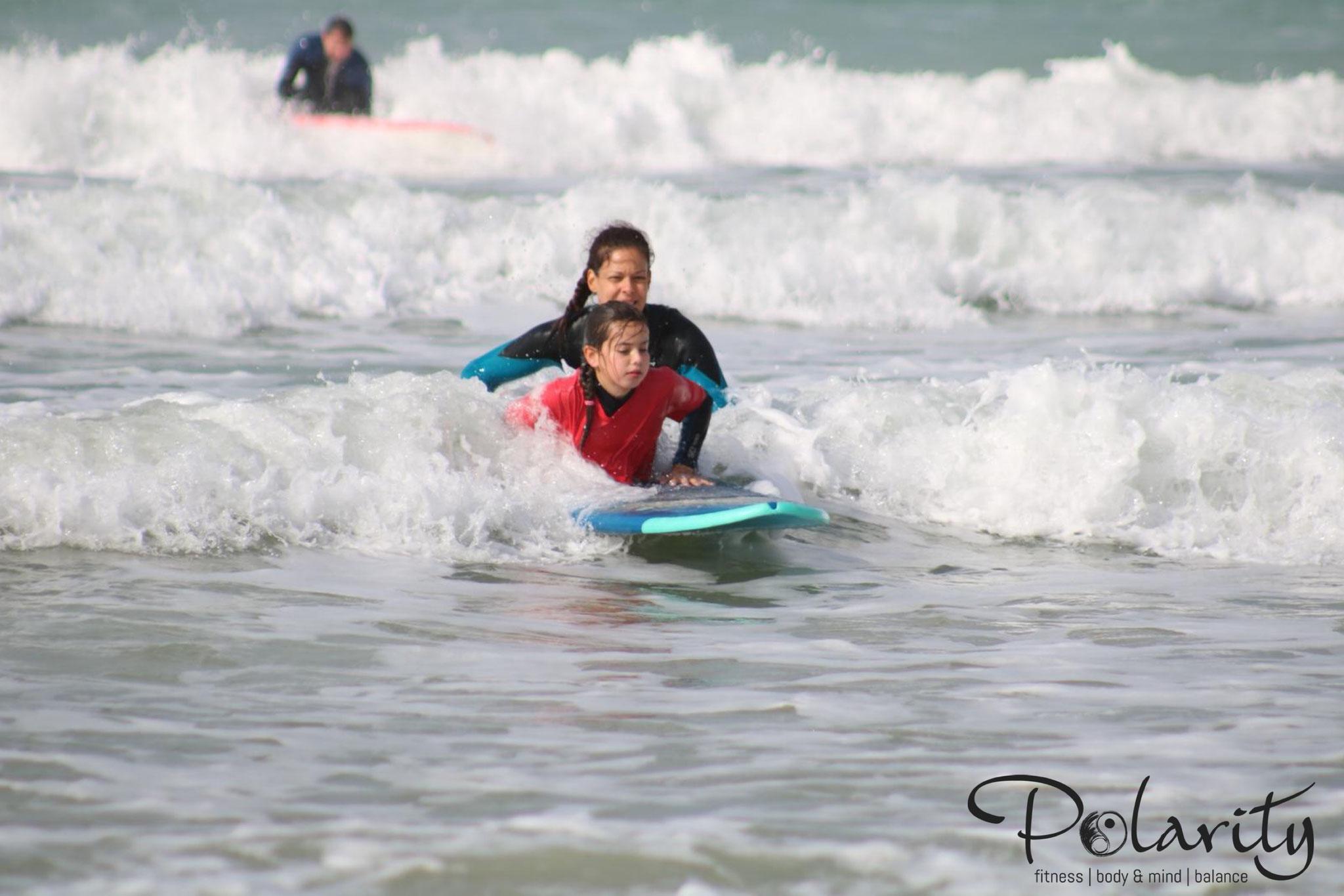 Fitness und Surfcamp Conil
