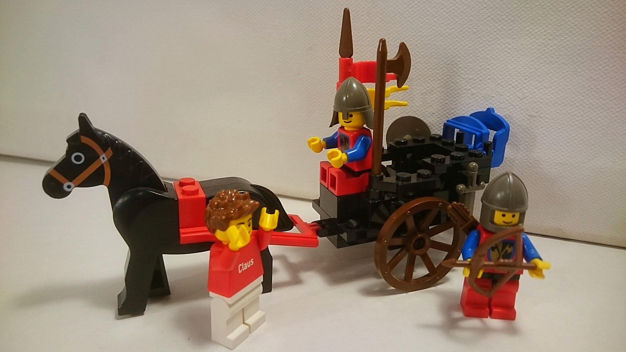 6022 Turnierwagen