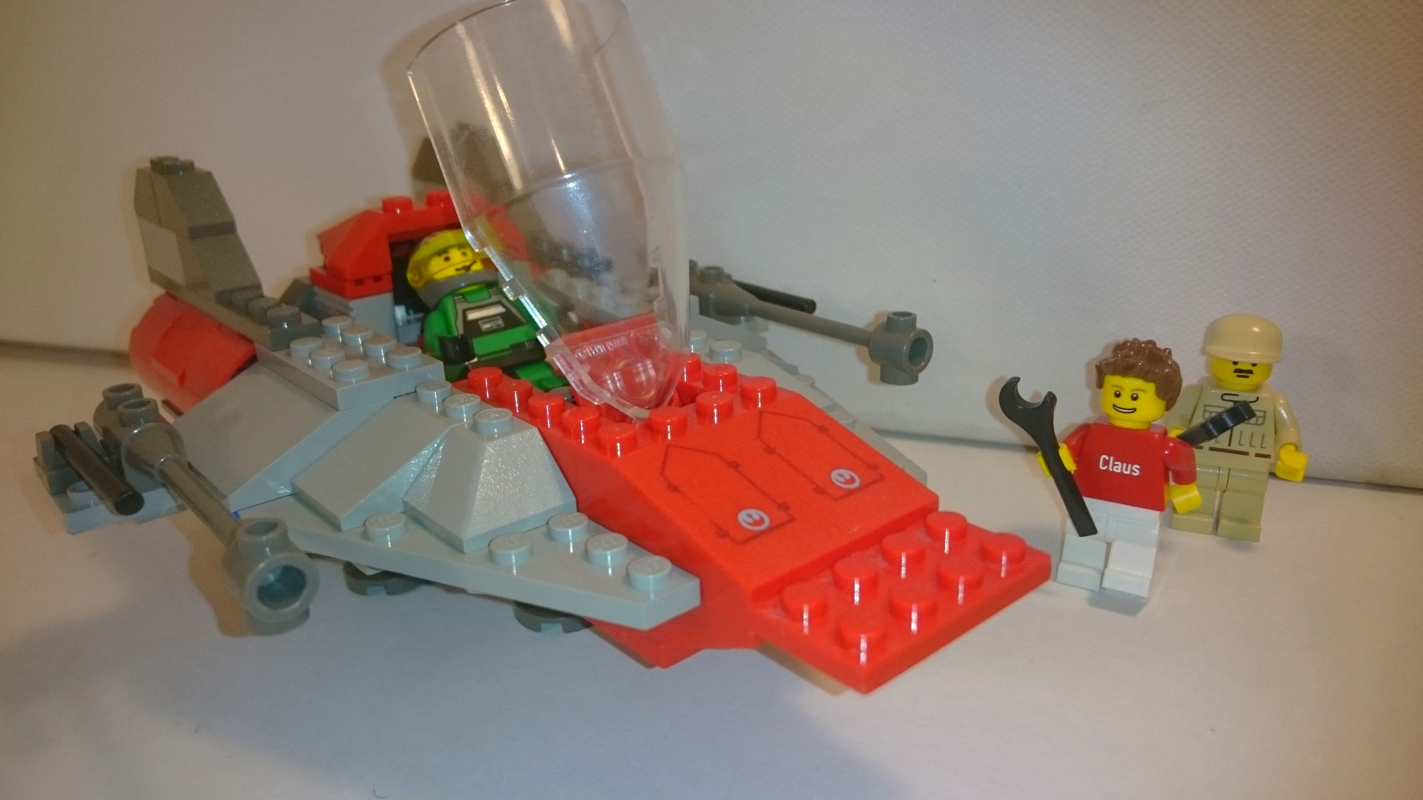7134 - A-wing Fighter