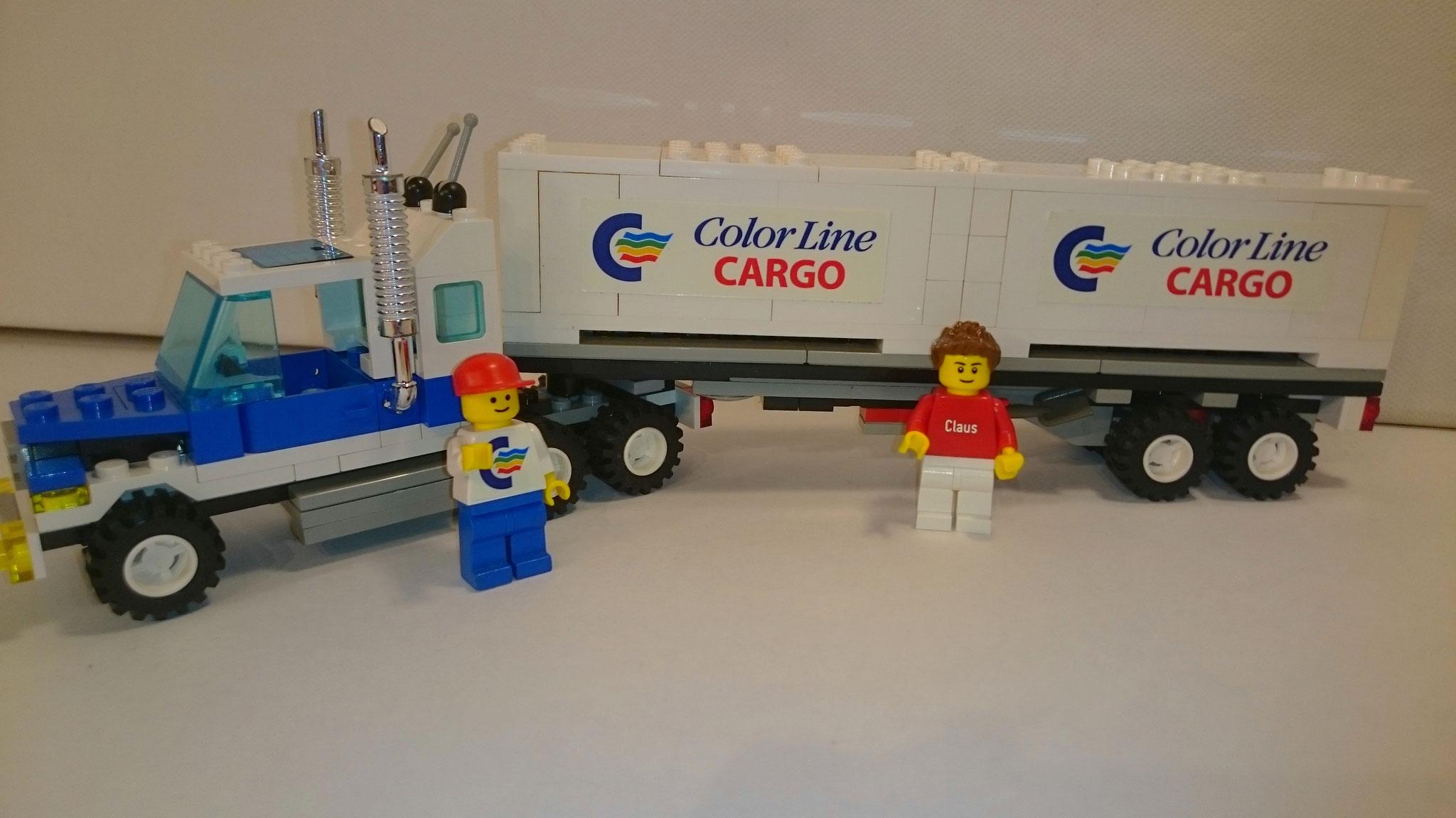2149 - Cargo Truck