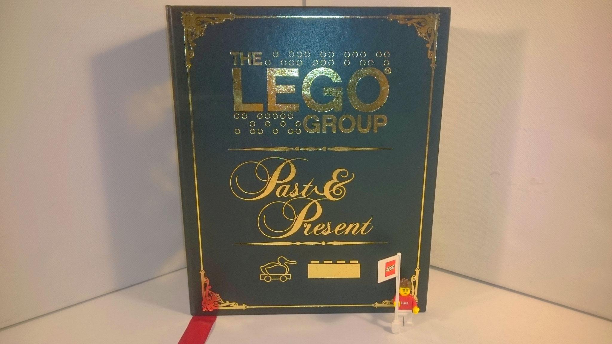 Lego Group - Past & Present - Mitarbeiter-Geschenk 2011