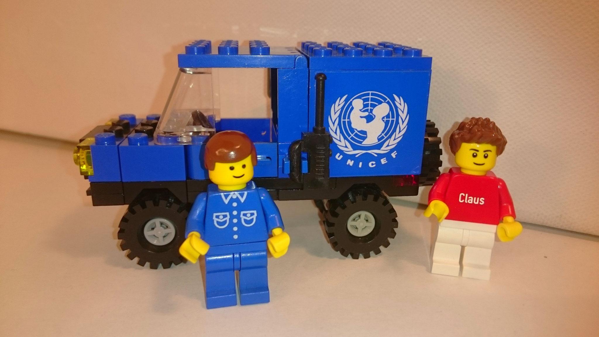106 - UNICEF Van