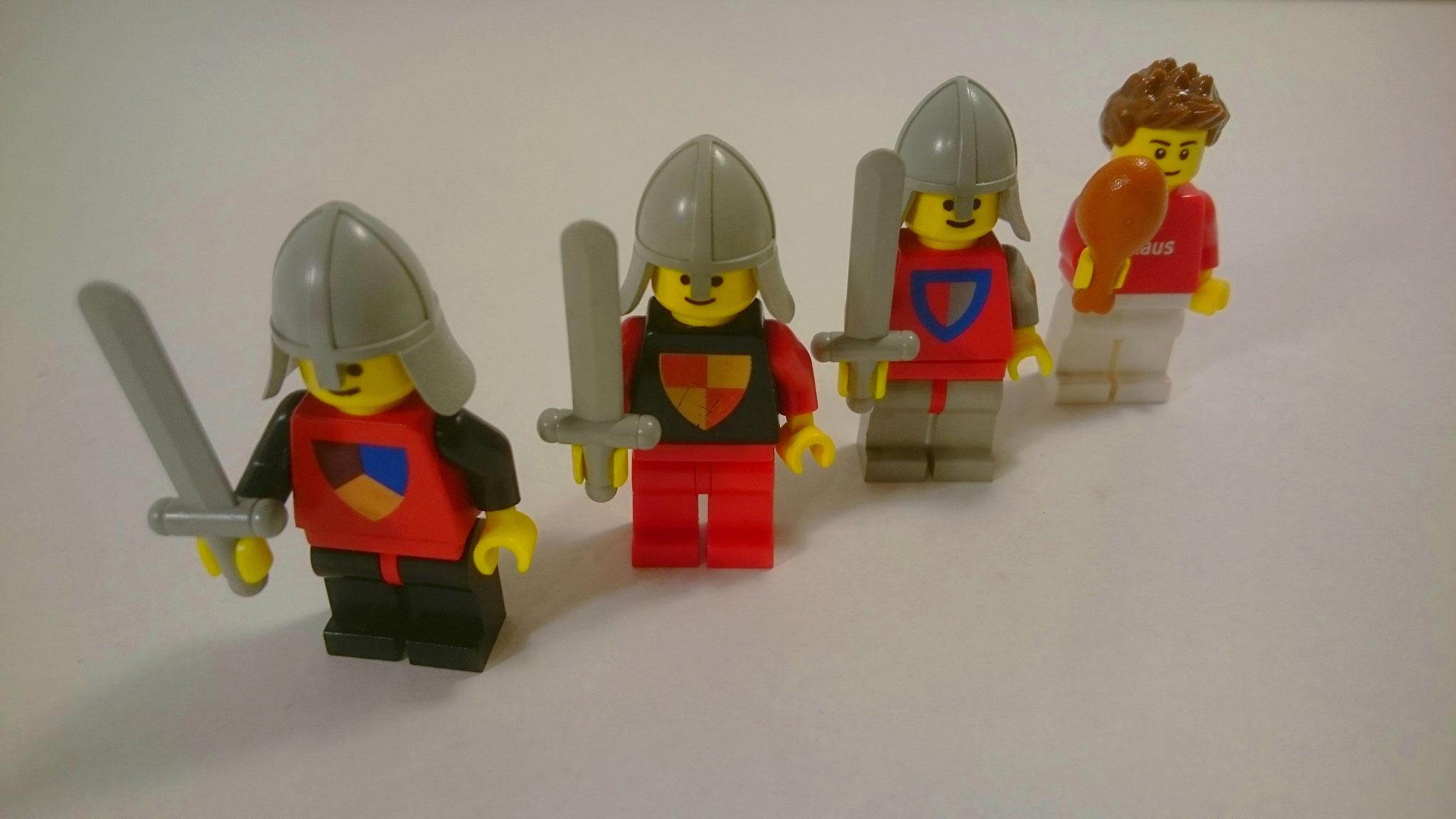 0016 - Ritterfiguren