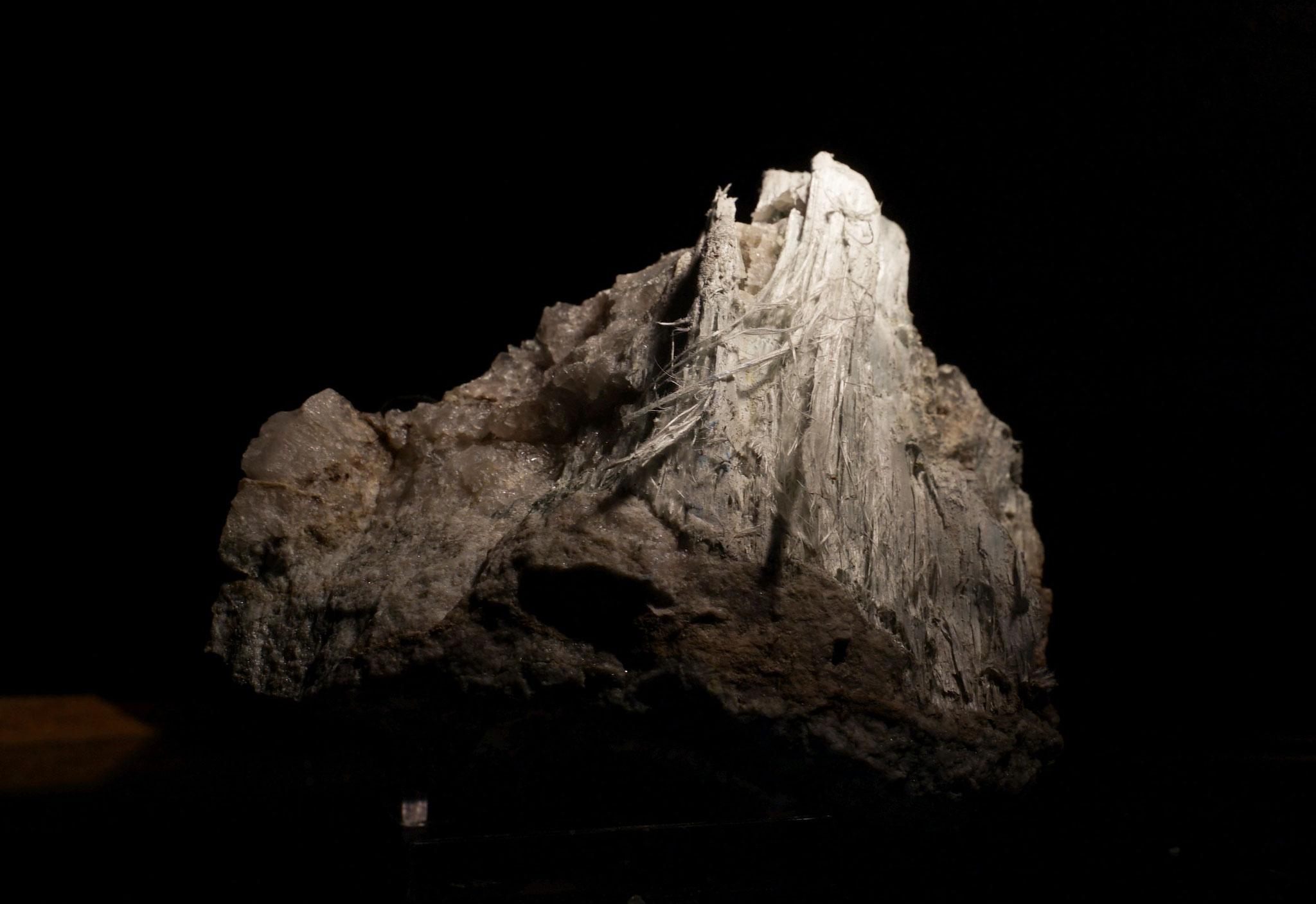 Byssolite (amiante) 9 cm