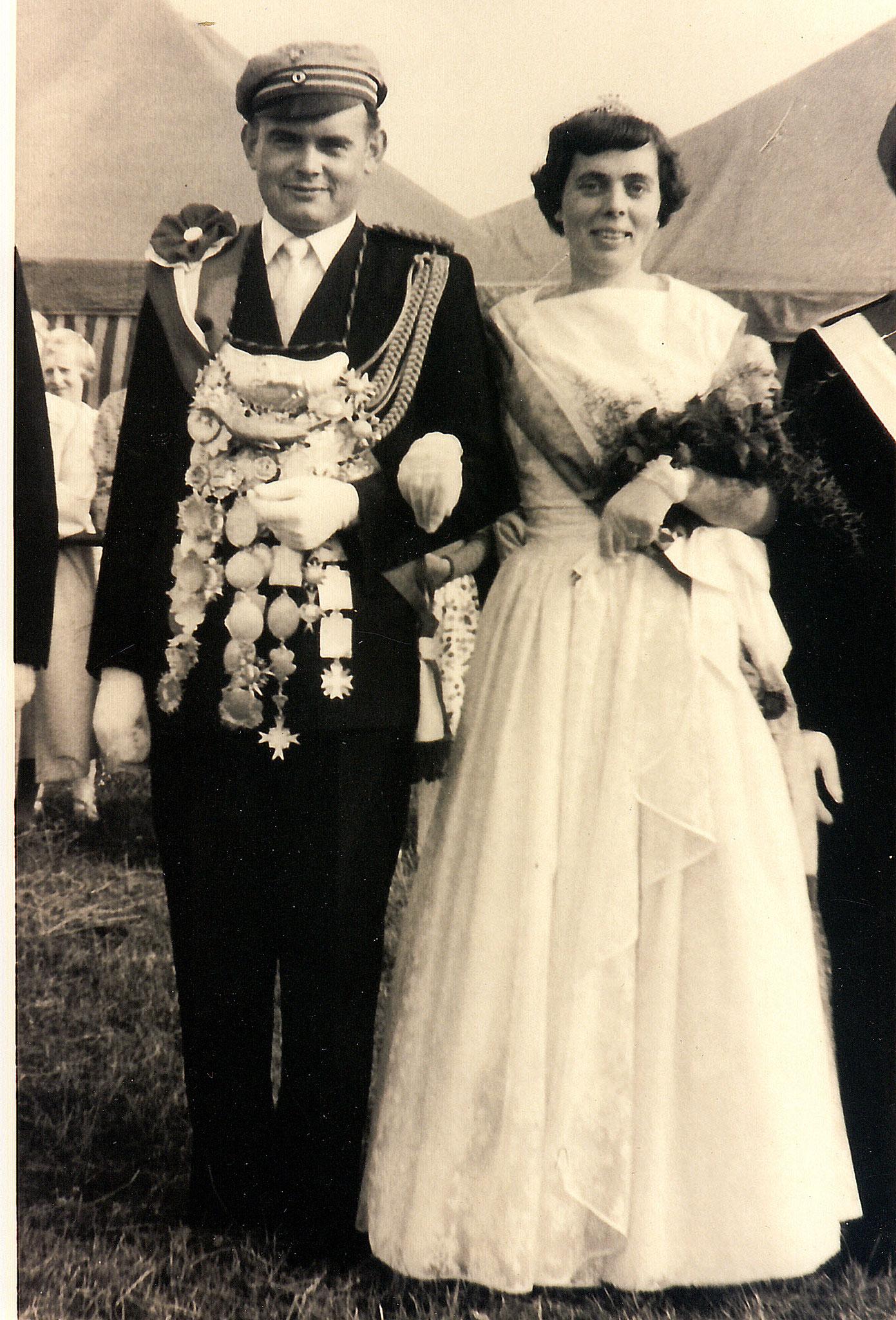 1957 Heinz Wulf+ & Anneliese Eickenbusch