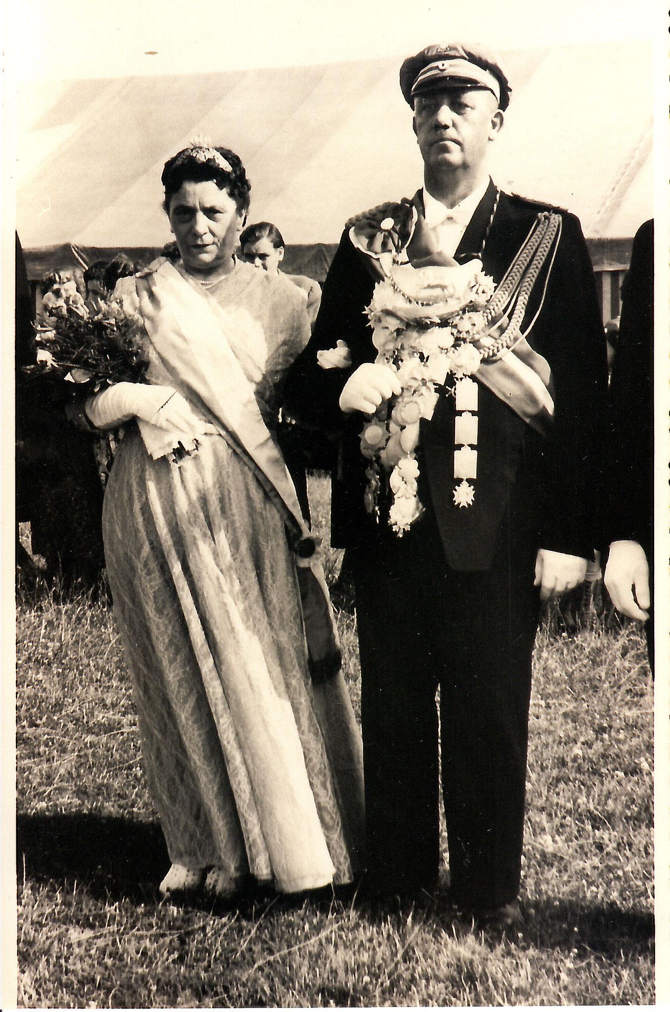 1954 Franz Brune+ & Maria Hebestreit+