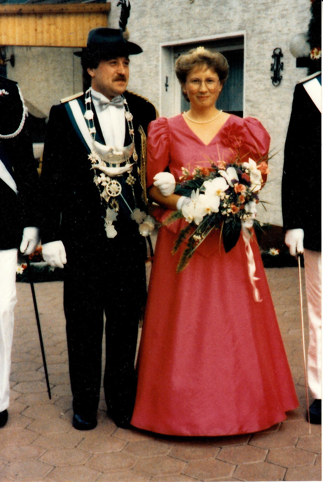 1986 Burkhard Rose & Marilis Sauermann