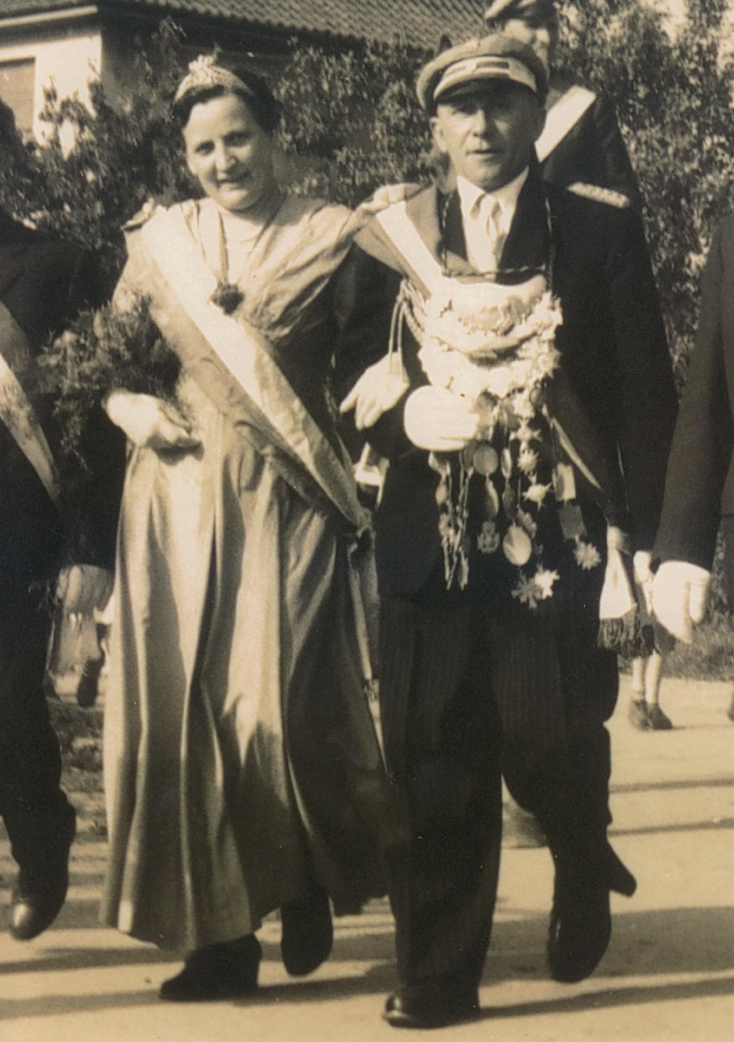 1956 Raimund Rüther+ & Helene Erdelhoff+