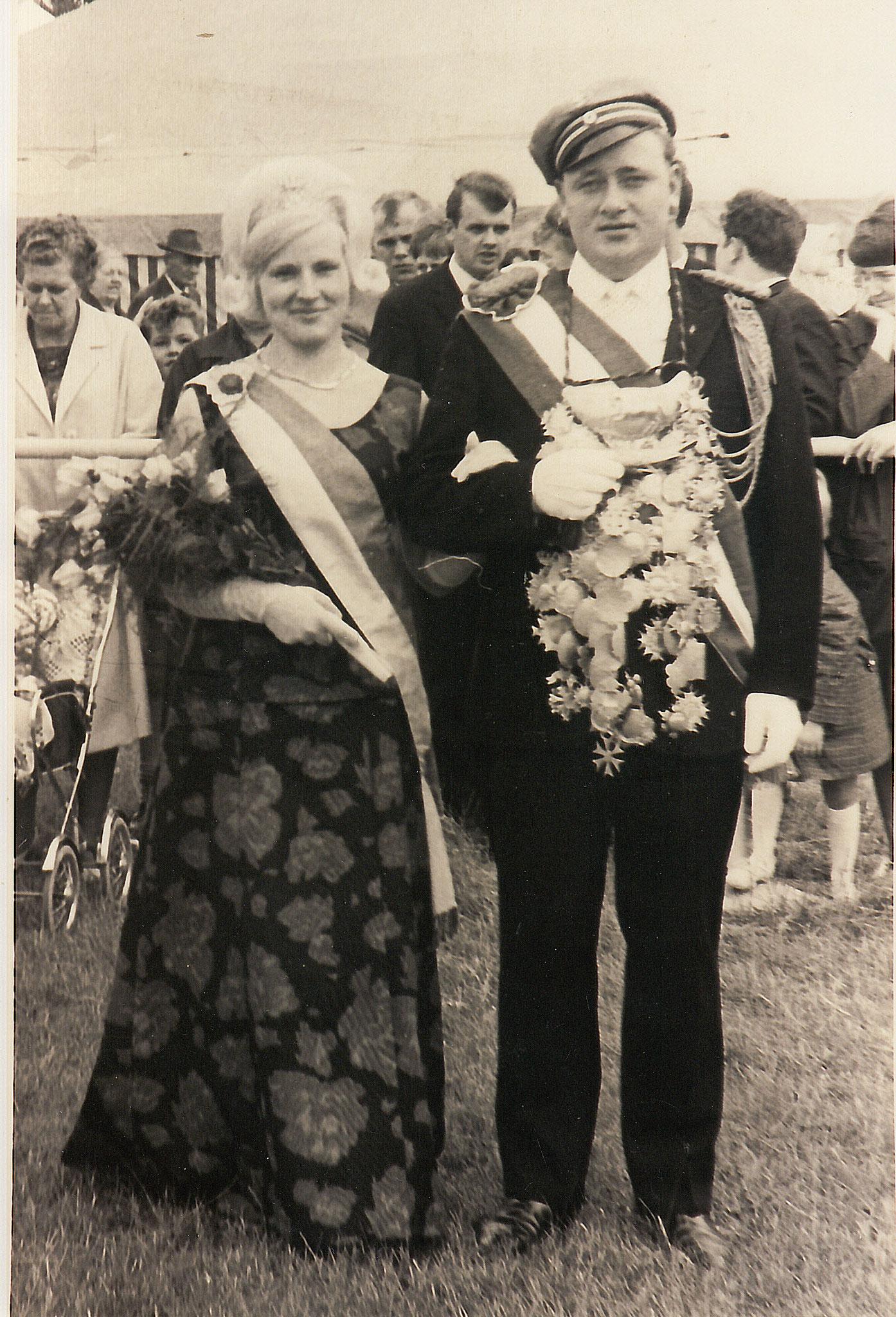1963 Karl-Heinz Zyprian & Marianne Korff
