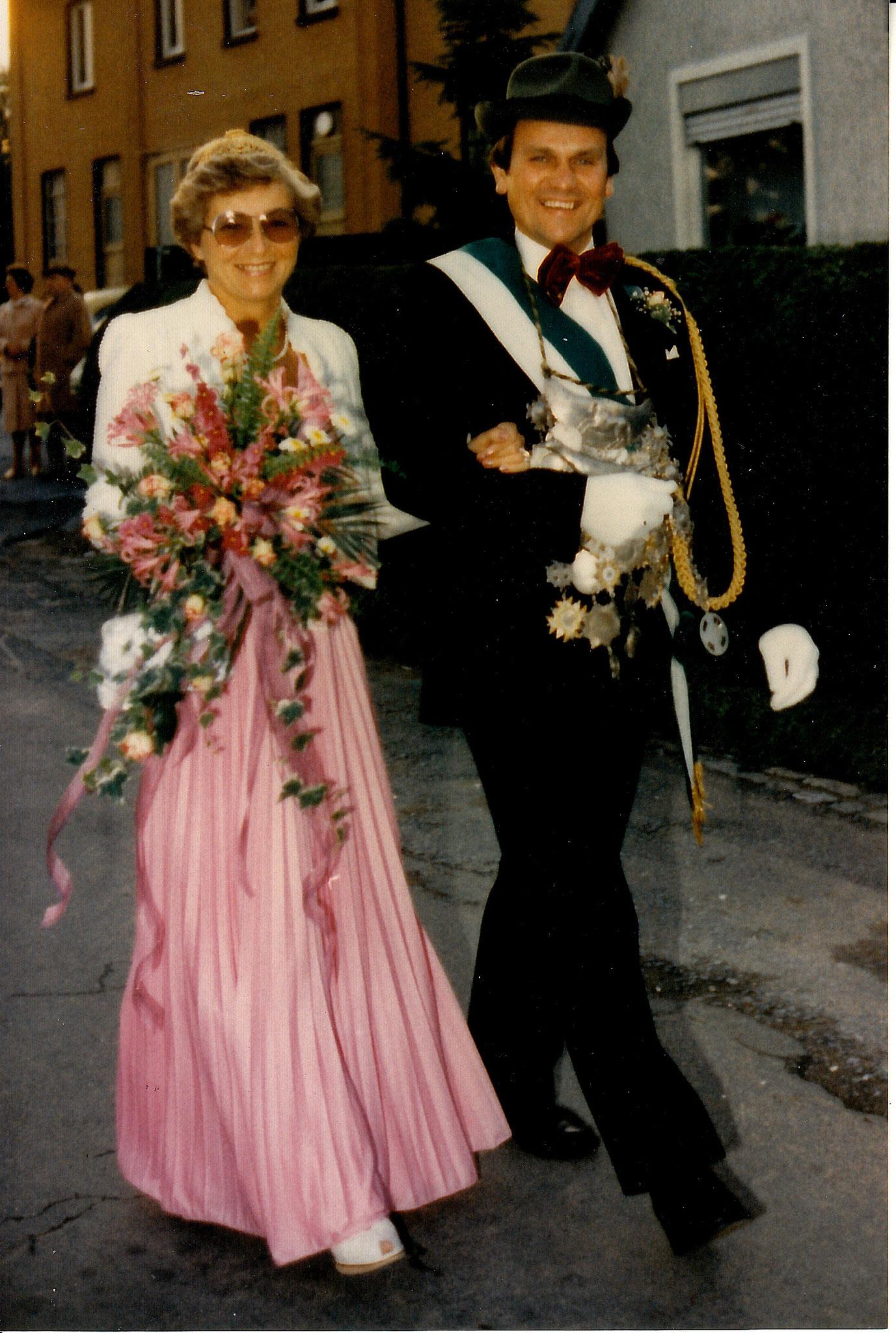 1979 Heinz Schafsteller & Anita Dieckmann