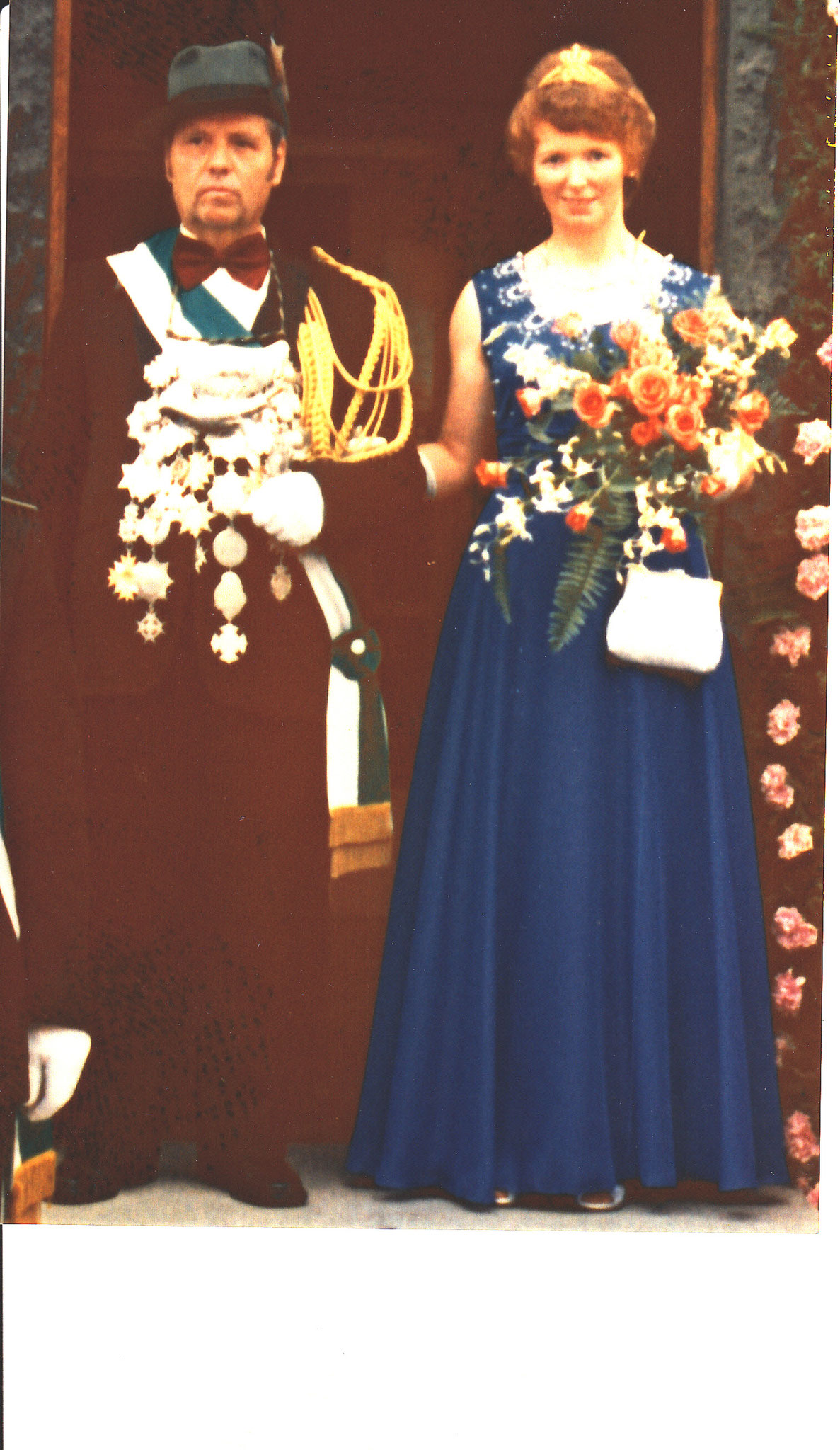 1975 Ferdi Bröggelhoff+ & Anneliese Lückenkötter