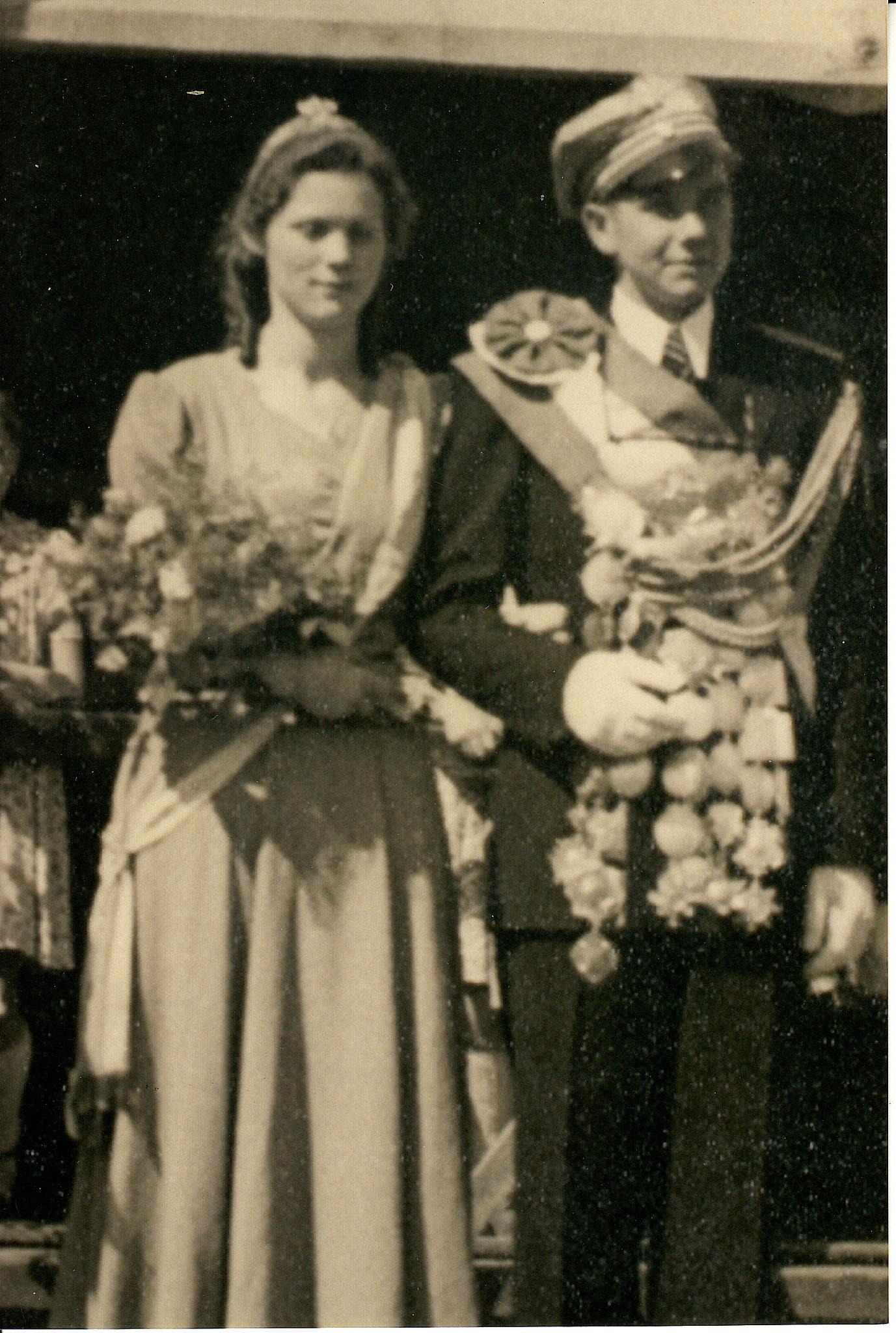 1948 Franz Sauerland+ & Hildegard Kortmann