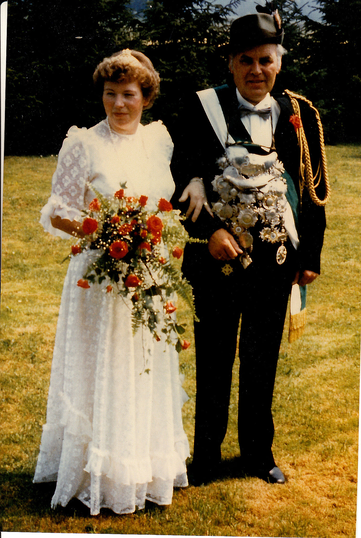 1981 Anton Wulle+ & Elisabeth Bürger