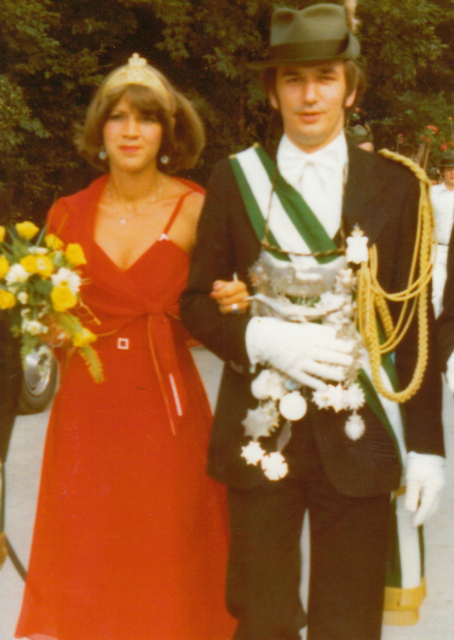 1976 Wolfgang Schulte & Elke Schenkel
