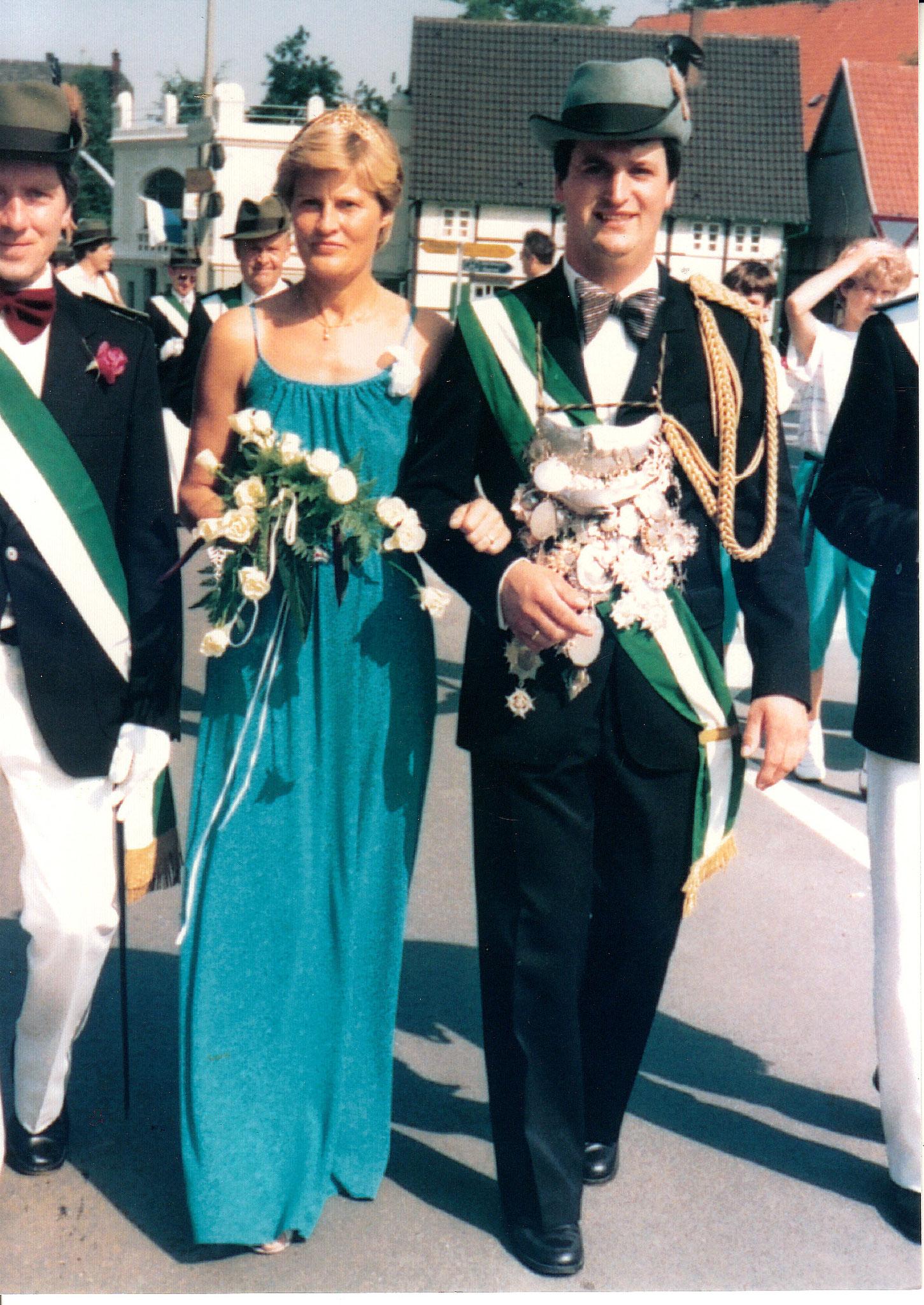 1982 Josef Christiani & Helga Wulffert