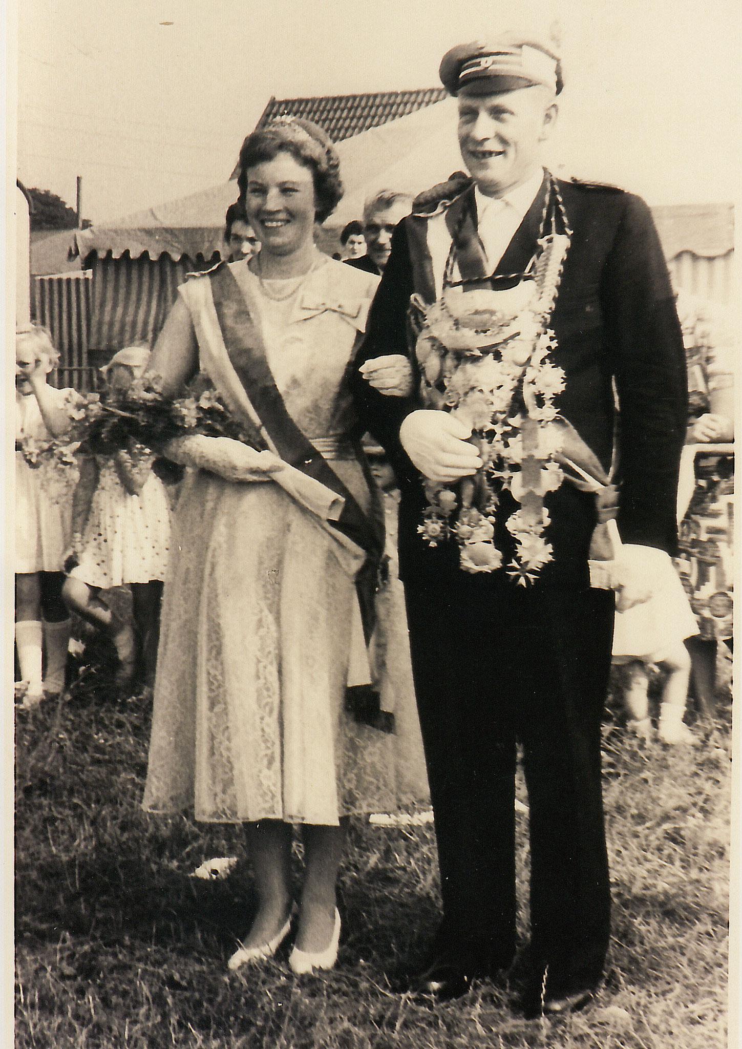1962 Josef Ellies+ & Anni Mense+