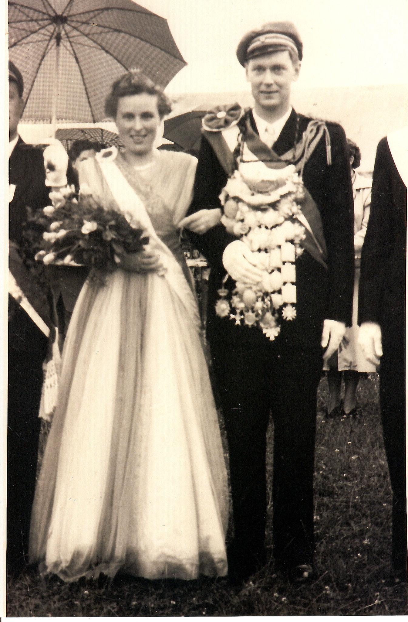 1953 Ernst Schenkel+ & Ursula Eickenbusch+