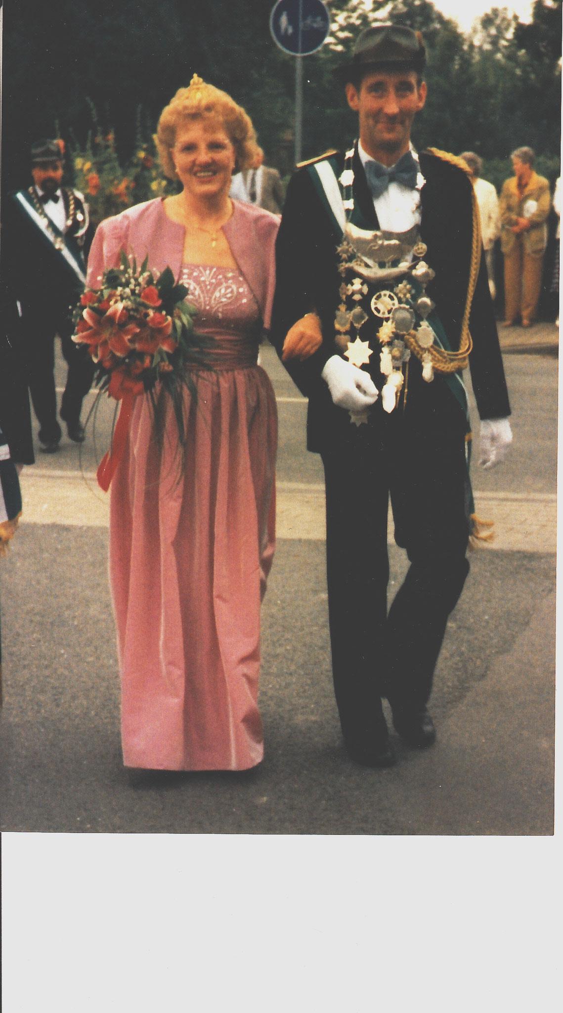 1990 Josef Asseburg & Regina Pils
