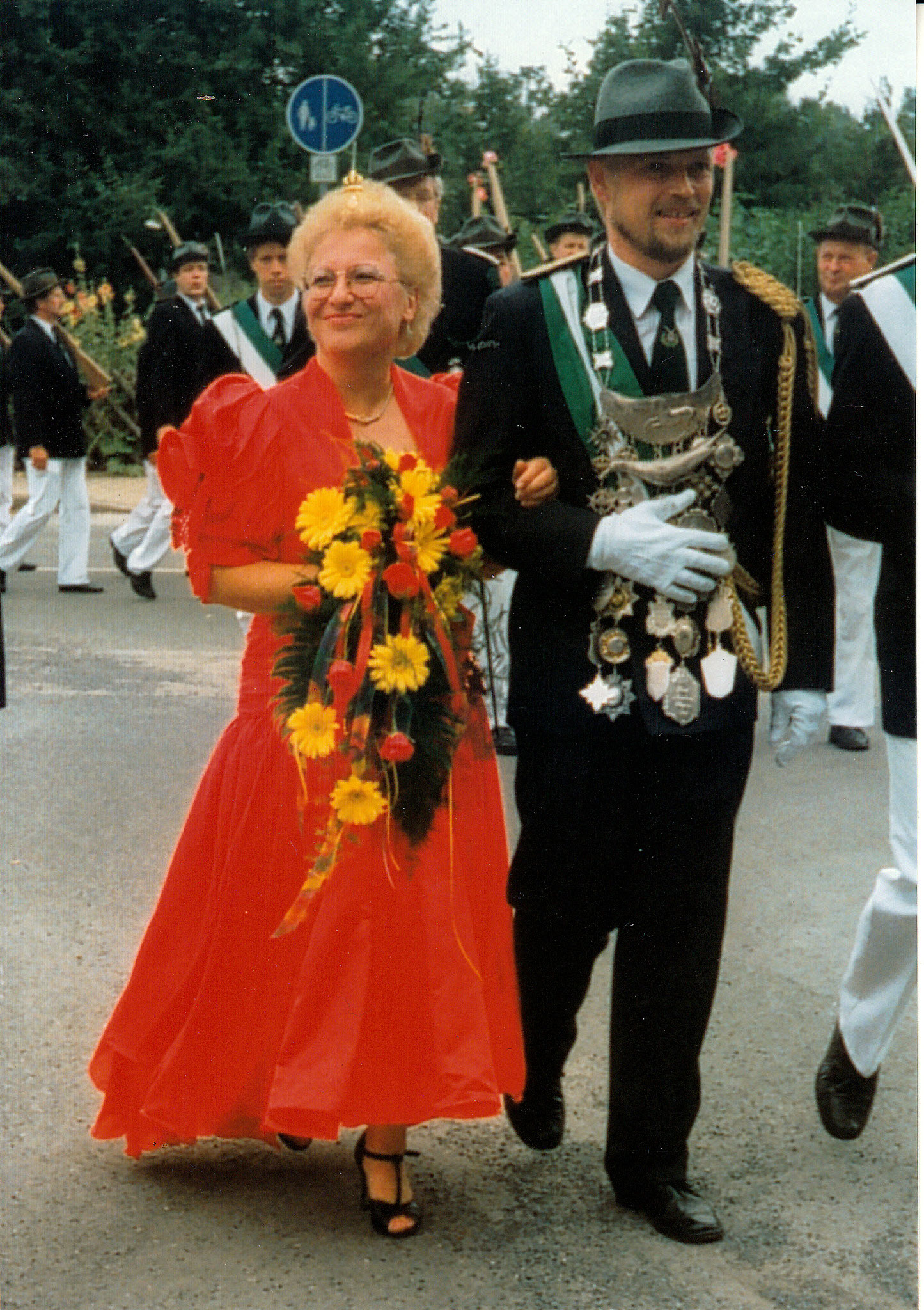 1992 Konrad Bartels & Barbara Rüther