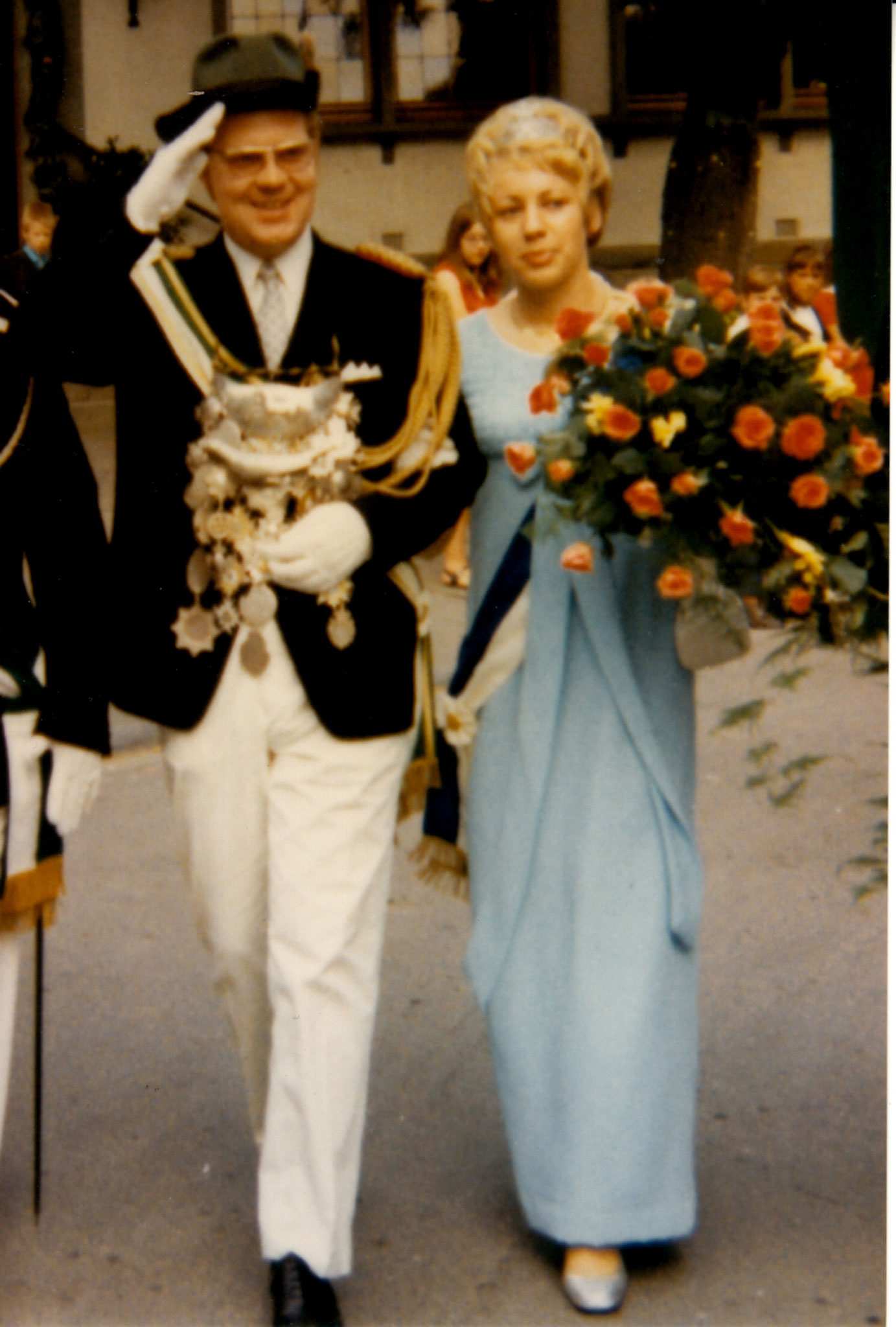 1971 Heinz Schröder & Marie-Luise Peppinghage
