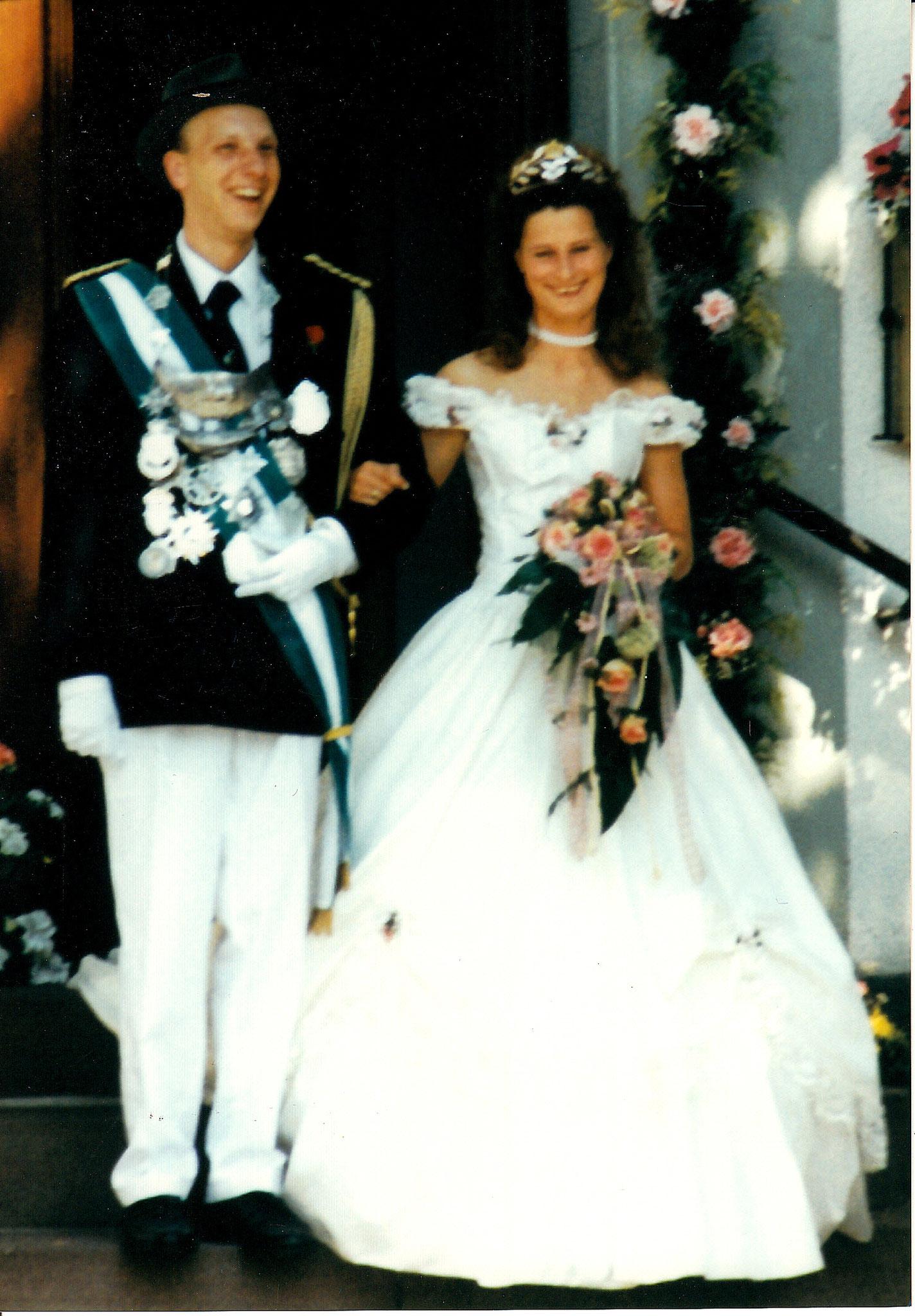 1998 Andre Pils & Melanie Kresing