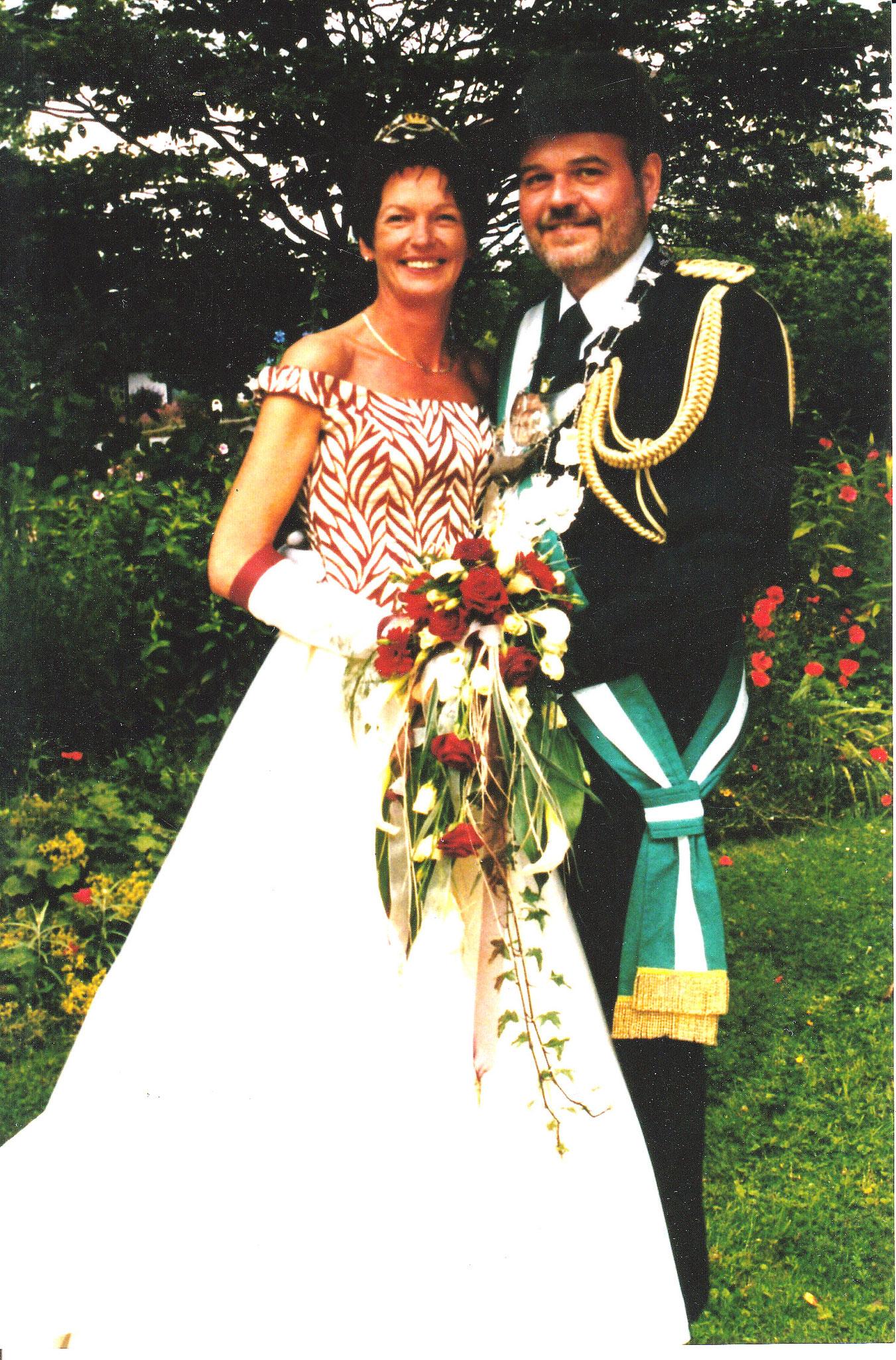 2003 Dietmar Wulle & Gisela Schenkel