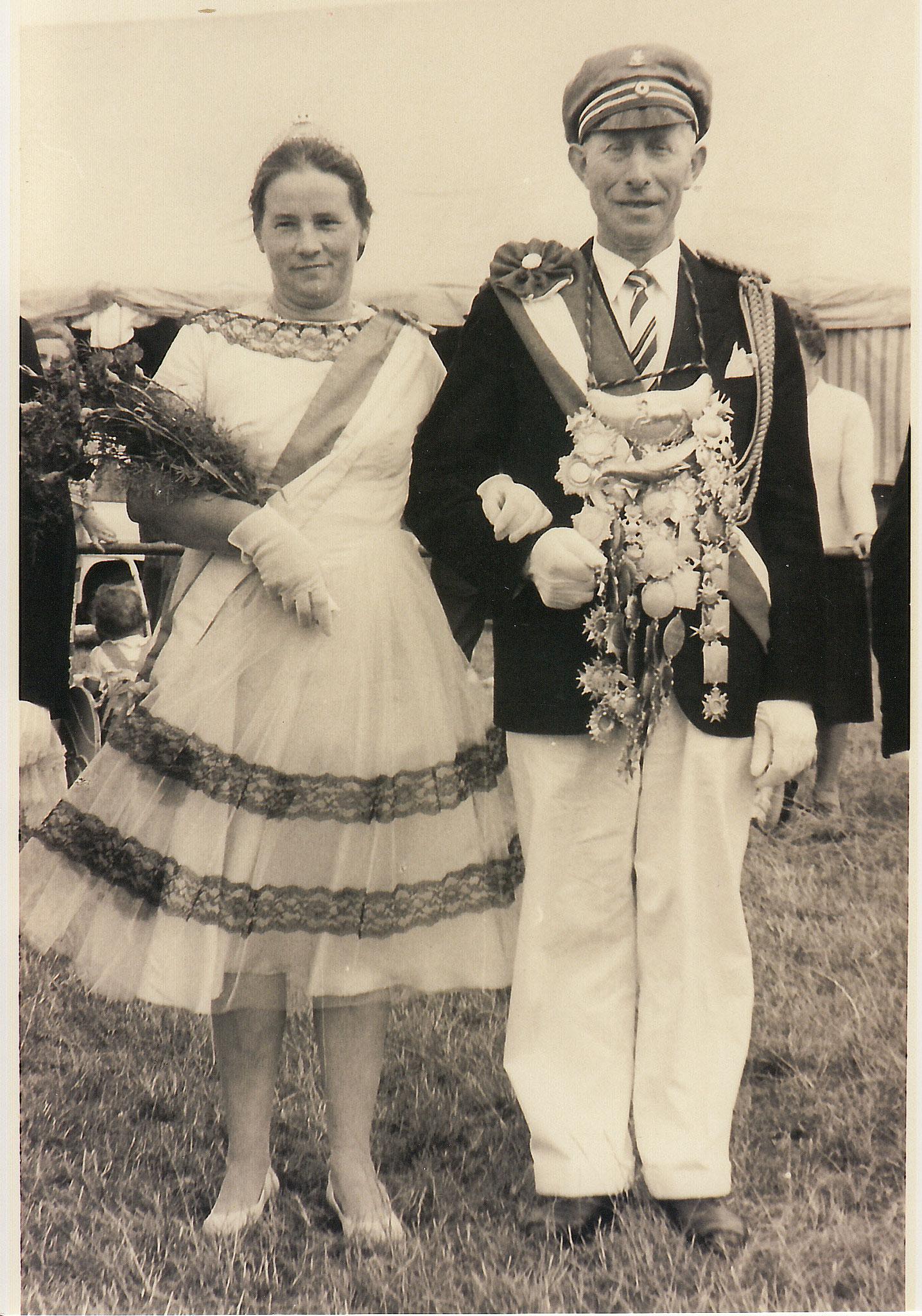 1959 Franz Flecke+ & Elisabeth Büttner+