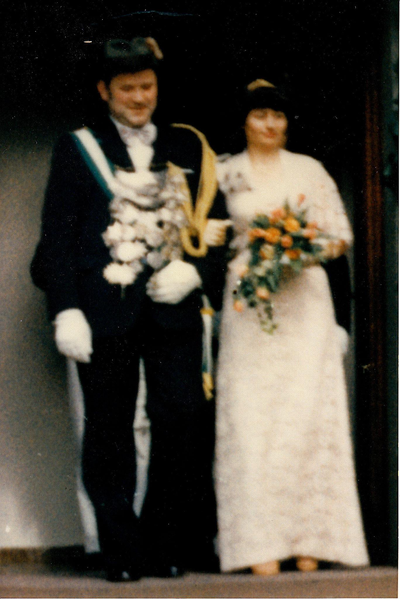 1978 Heiner Mersch & Anita Bonnekoh