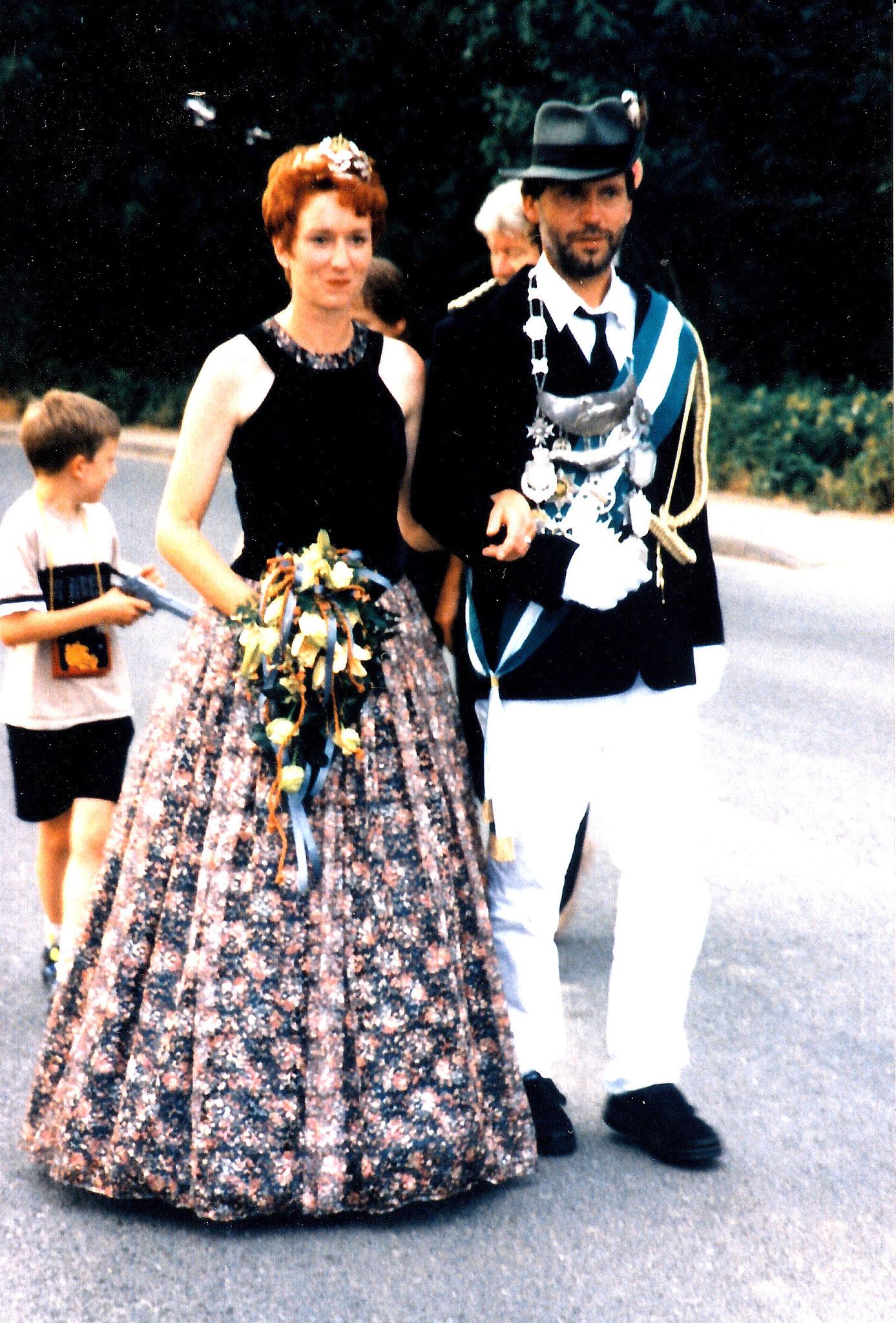 1999 Günter Lötte & Martina Cramer
