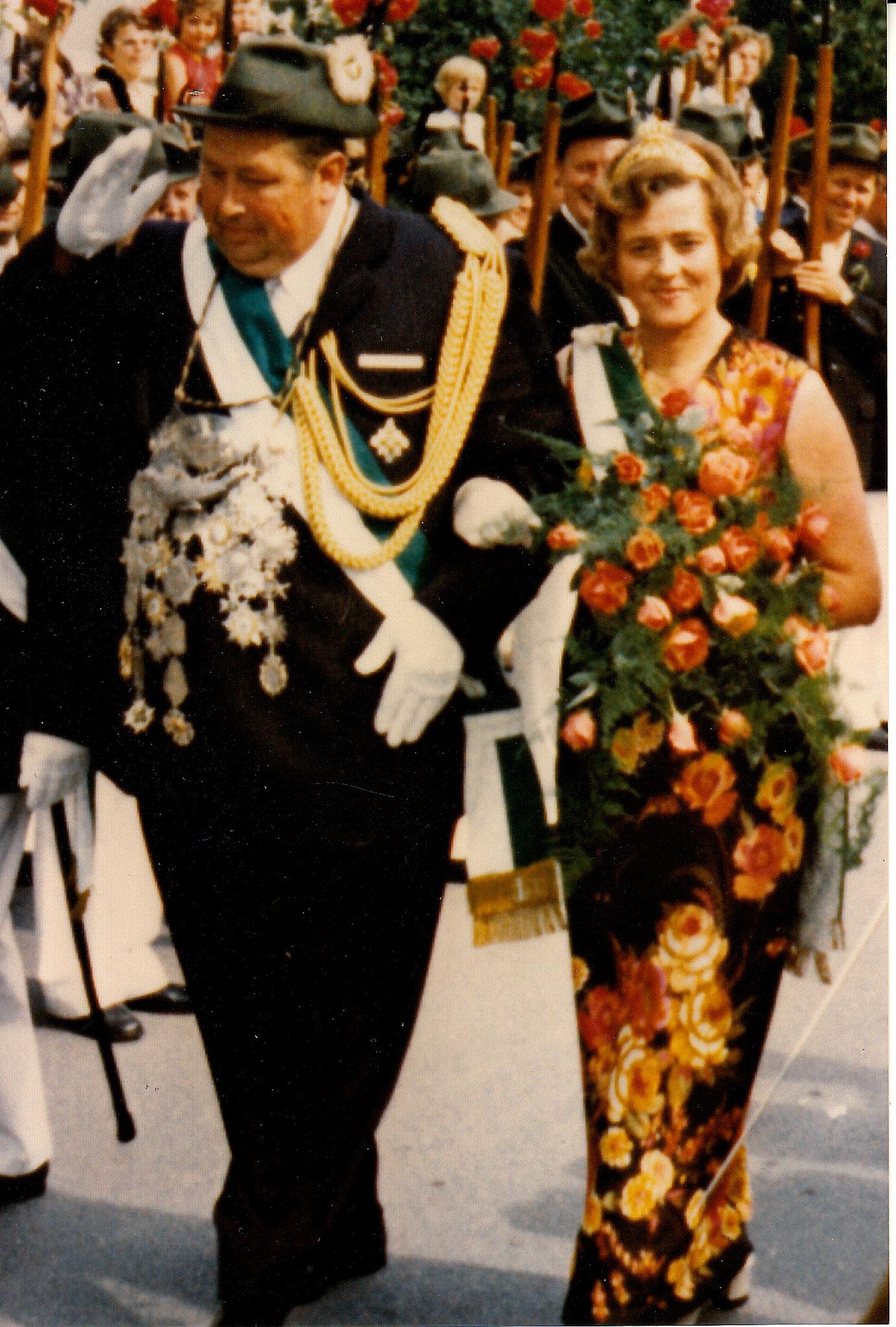1974 Heinz Lötte+ & Margarete Koerdt+