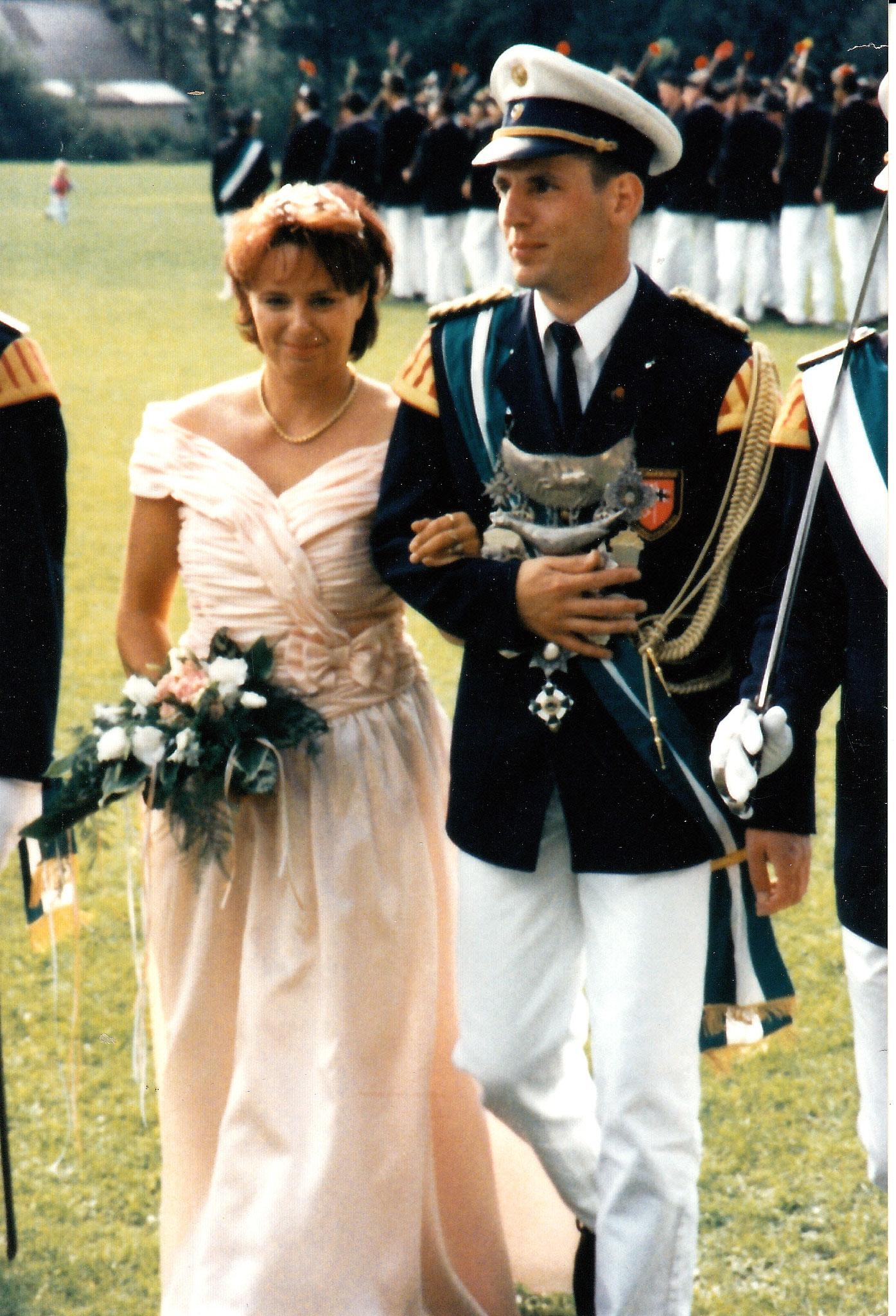 1996 Dirk Romberg & Kathrin Korff