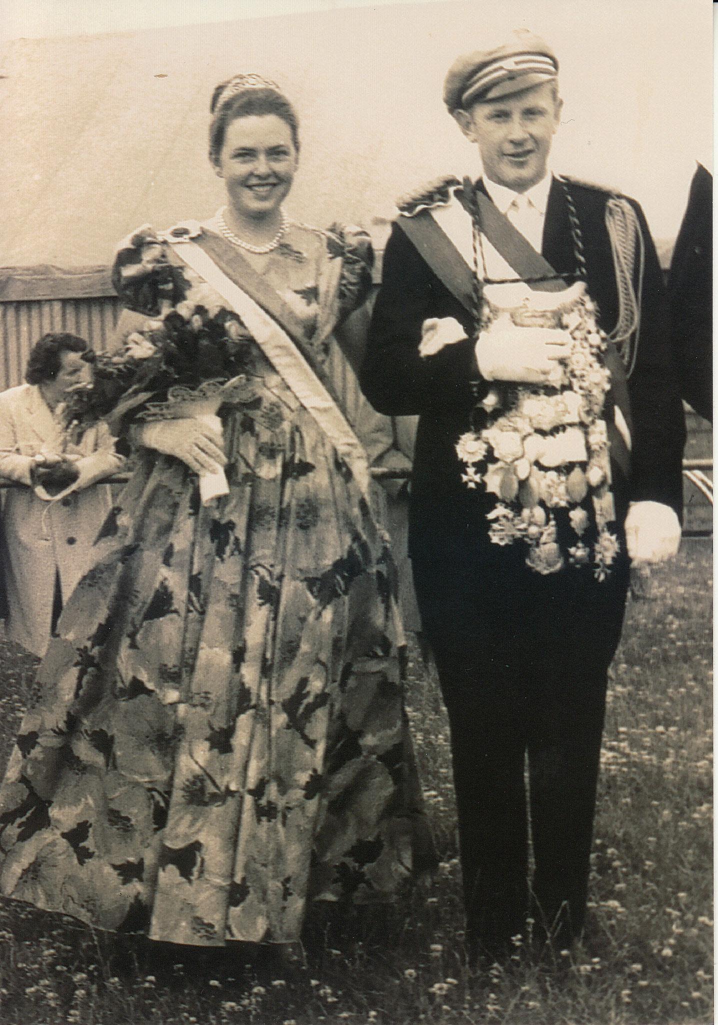 1960 Willi Spiekenheuer+ & Elisabeth Arns