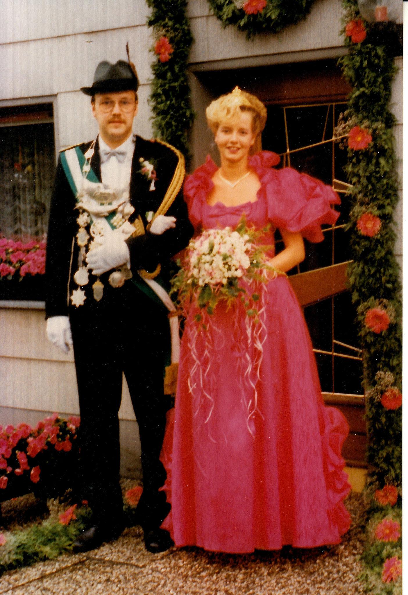 1988 Elmar Koerdt & Ilona Gerken