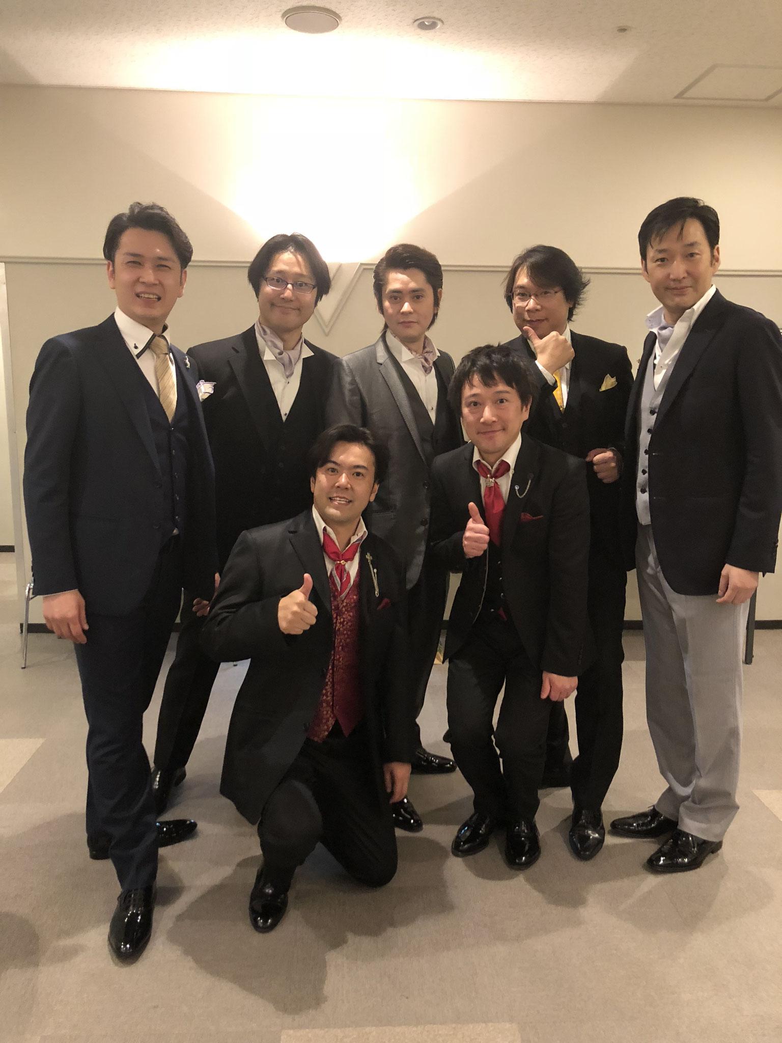 浜離宮朝日ホールでの東西コラボコンサート!