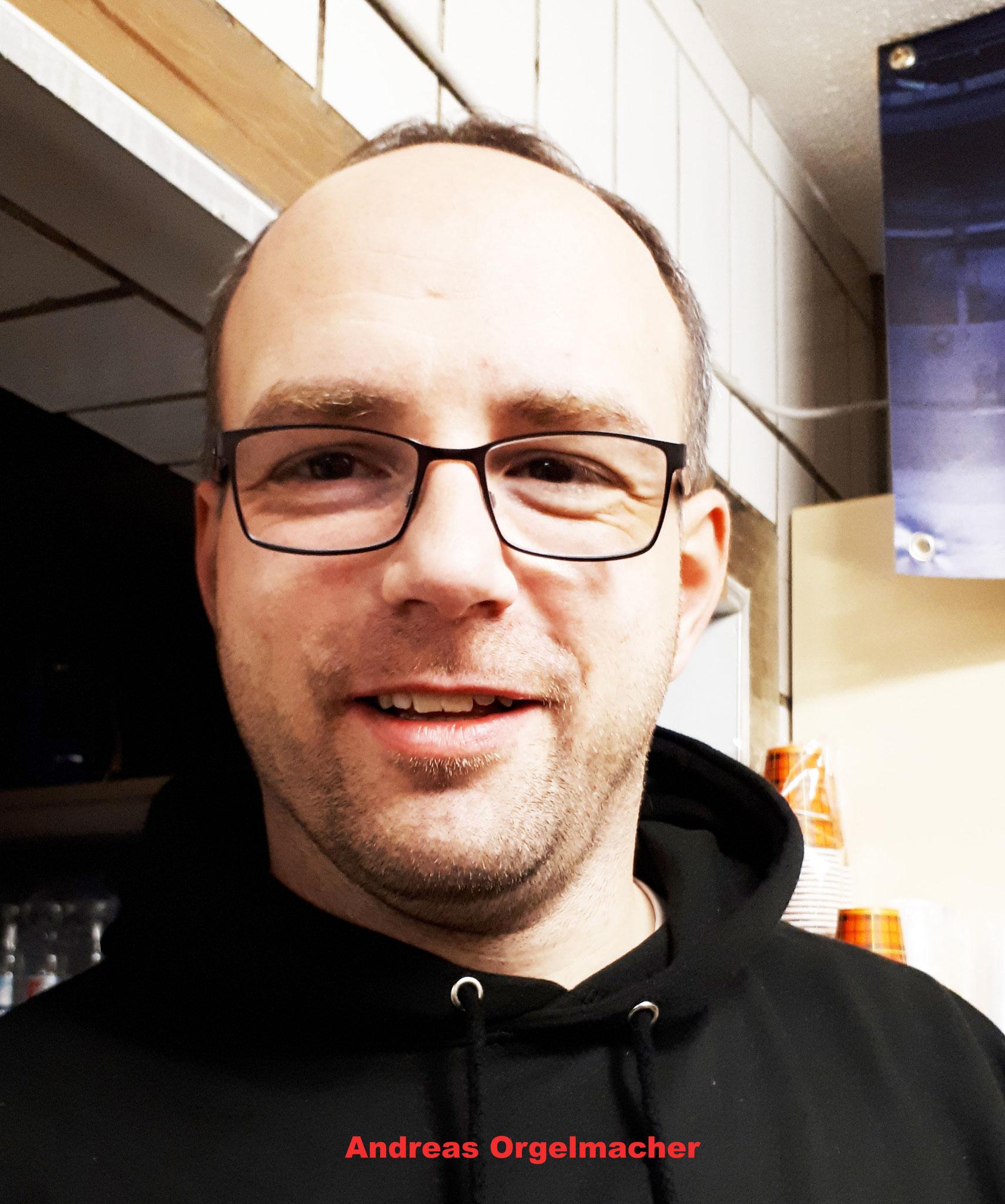 SLP-Cup Meister 2019: Andreas Orgelmacher