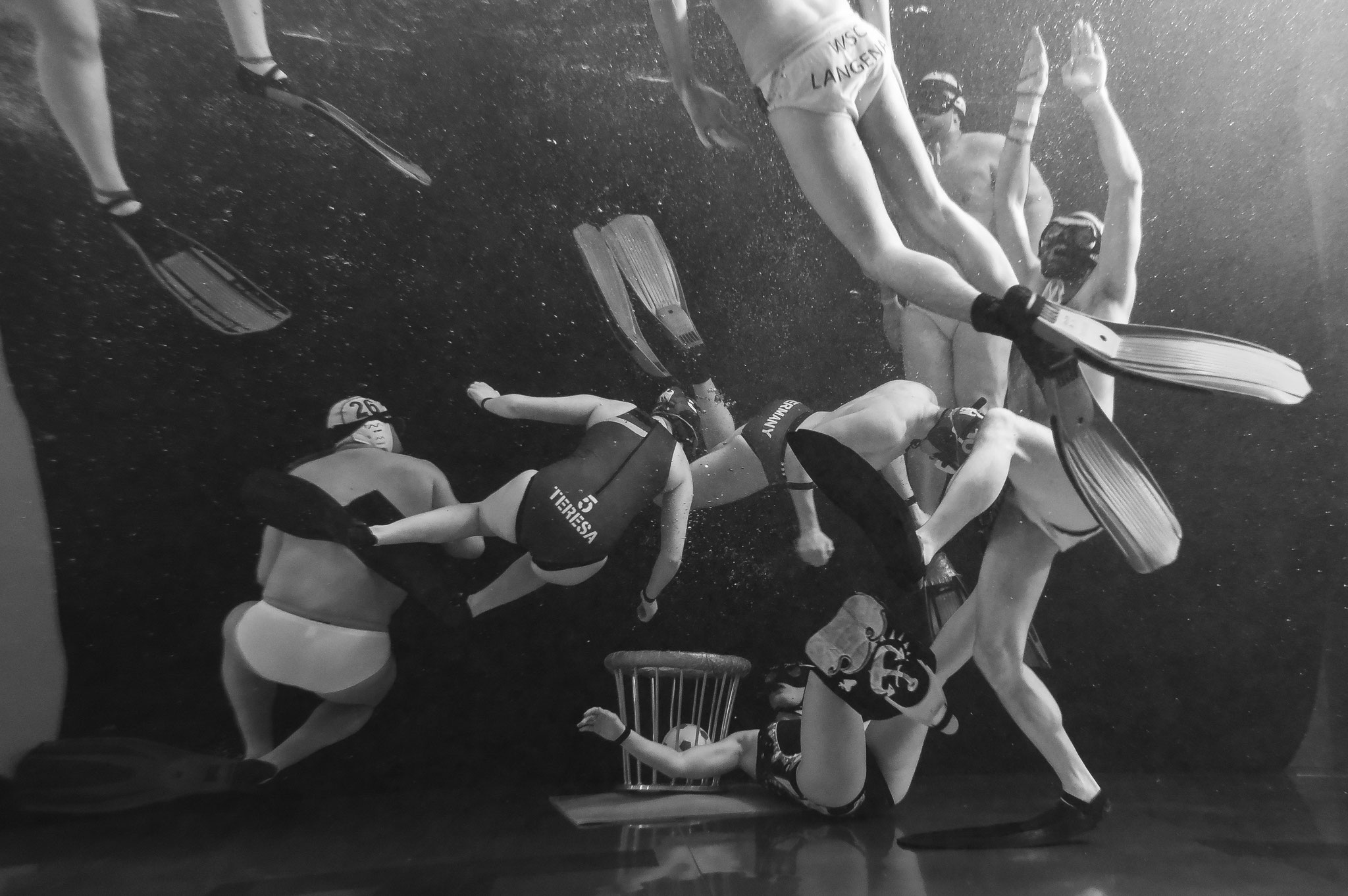 Koordination |Foto: Lars Schwertfeger