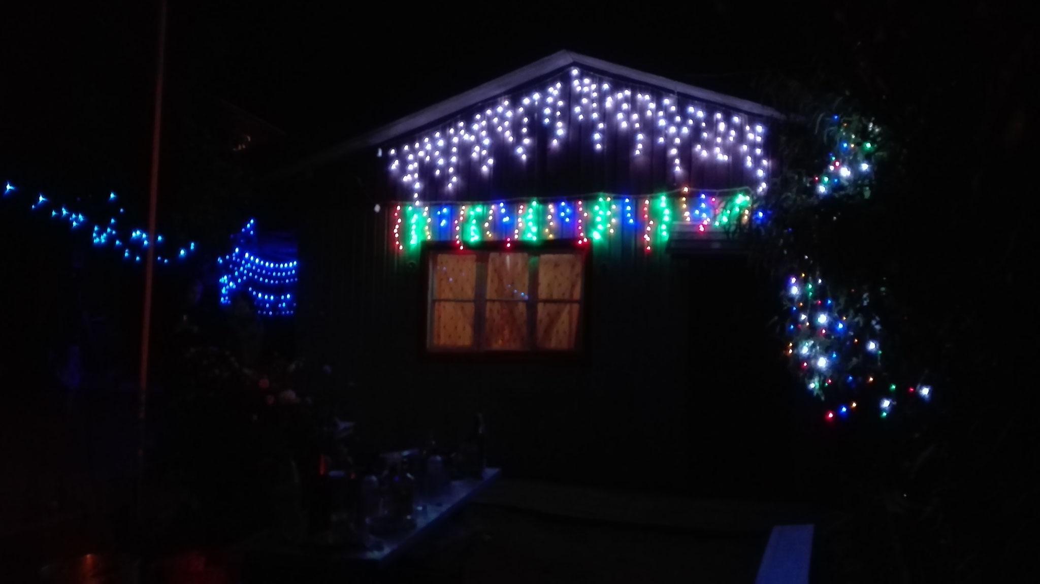 Weihnachten unter Palmen - fwd-valparaiso