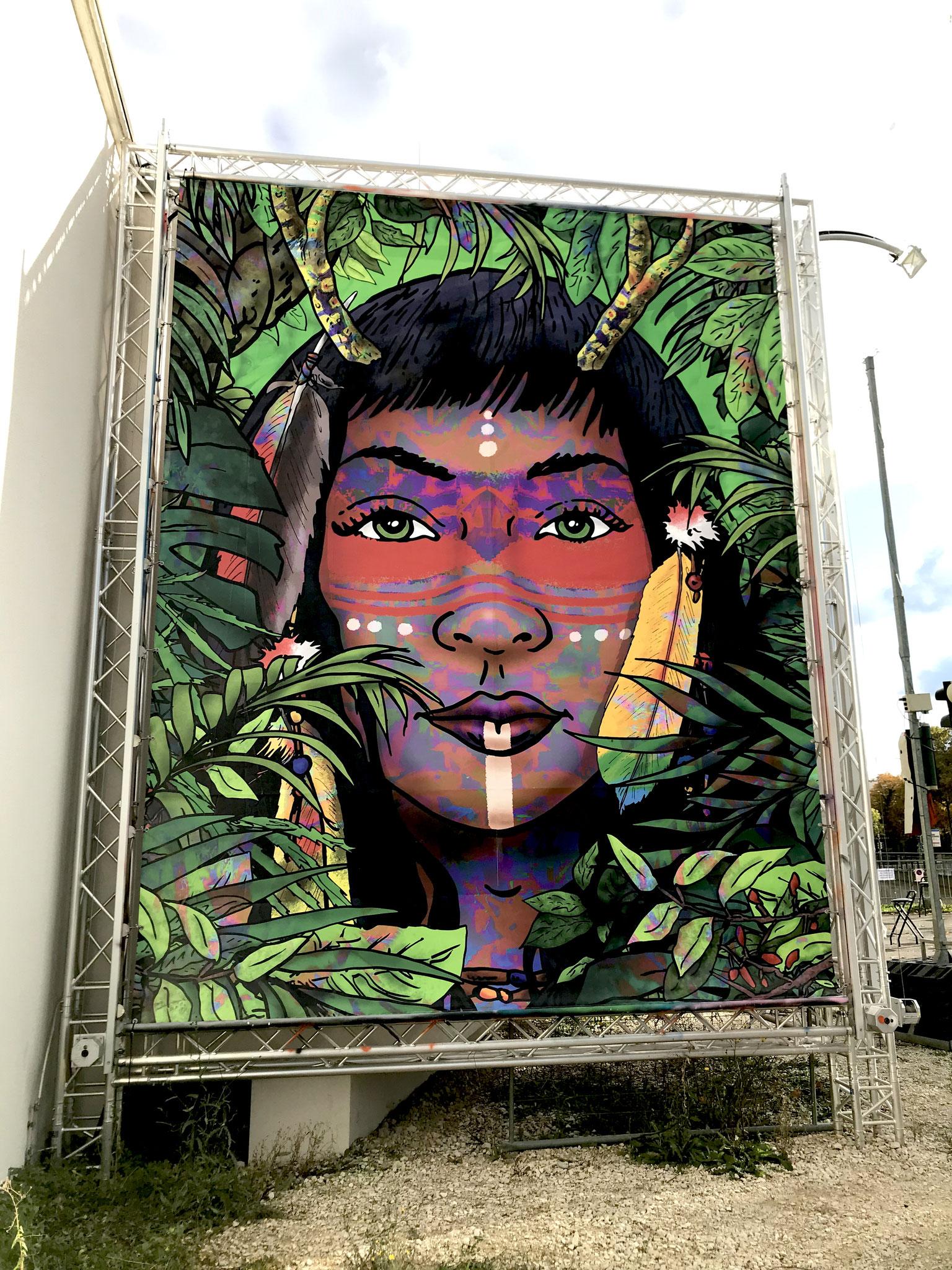 guardians - digital print - art wall franz.K in reutlingen