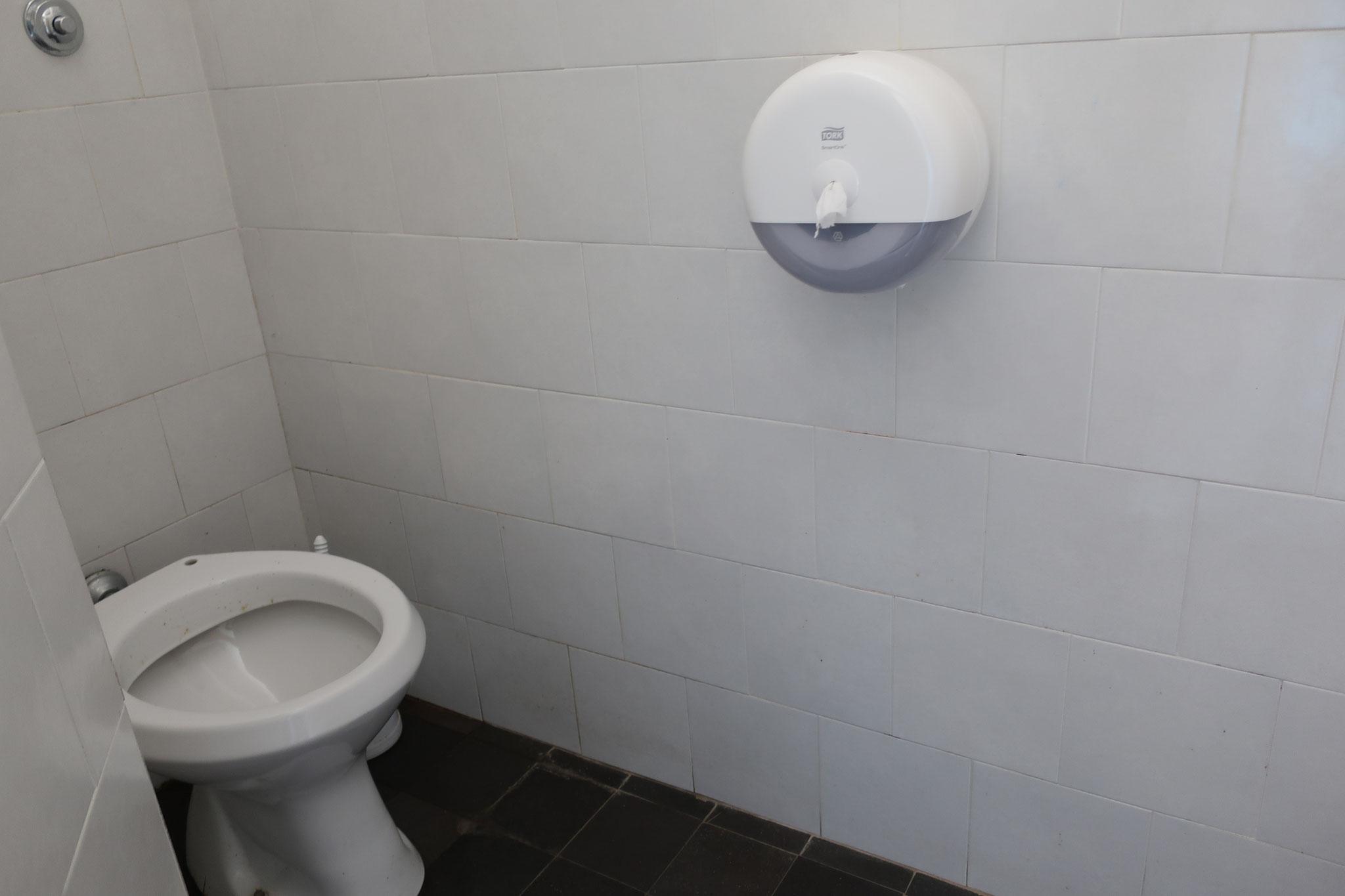 ガイドツアーは30分ほどですがお手洗いもお済ませくださいね