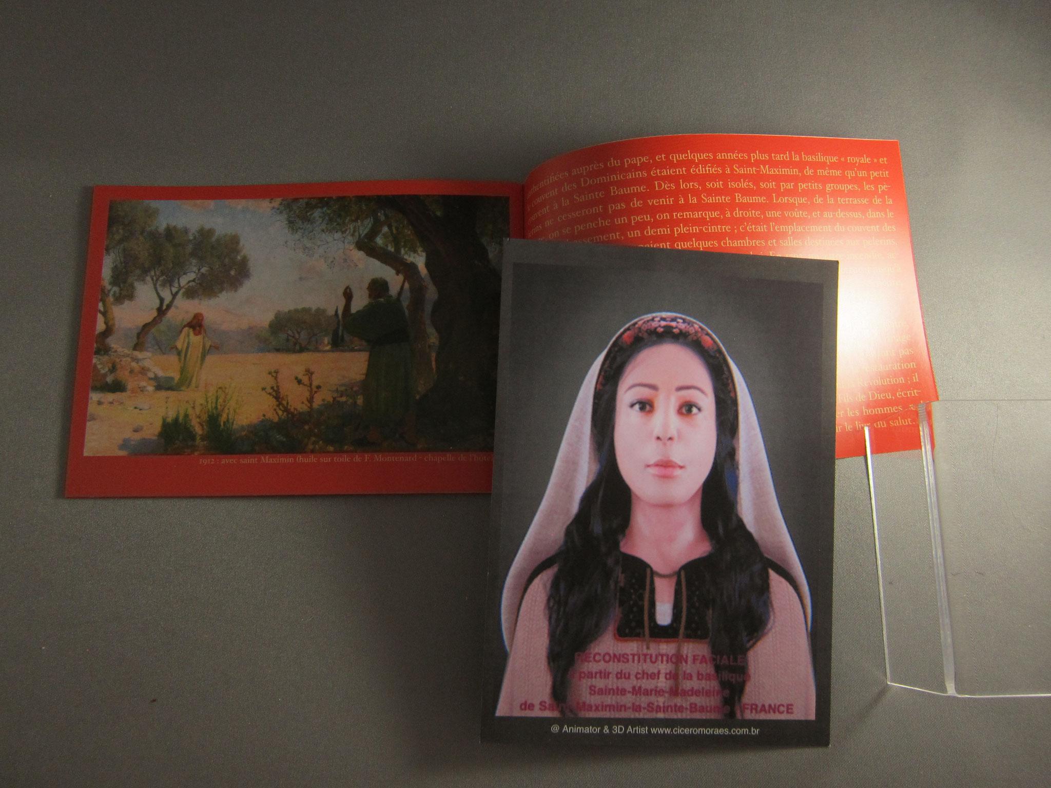 サンポームの伝記と復元されたマグダラのマリア
