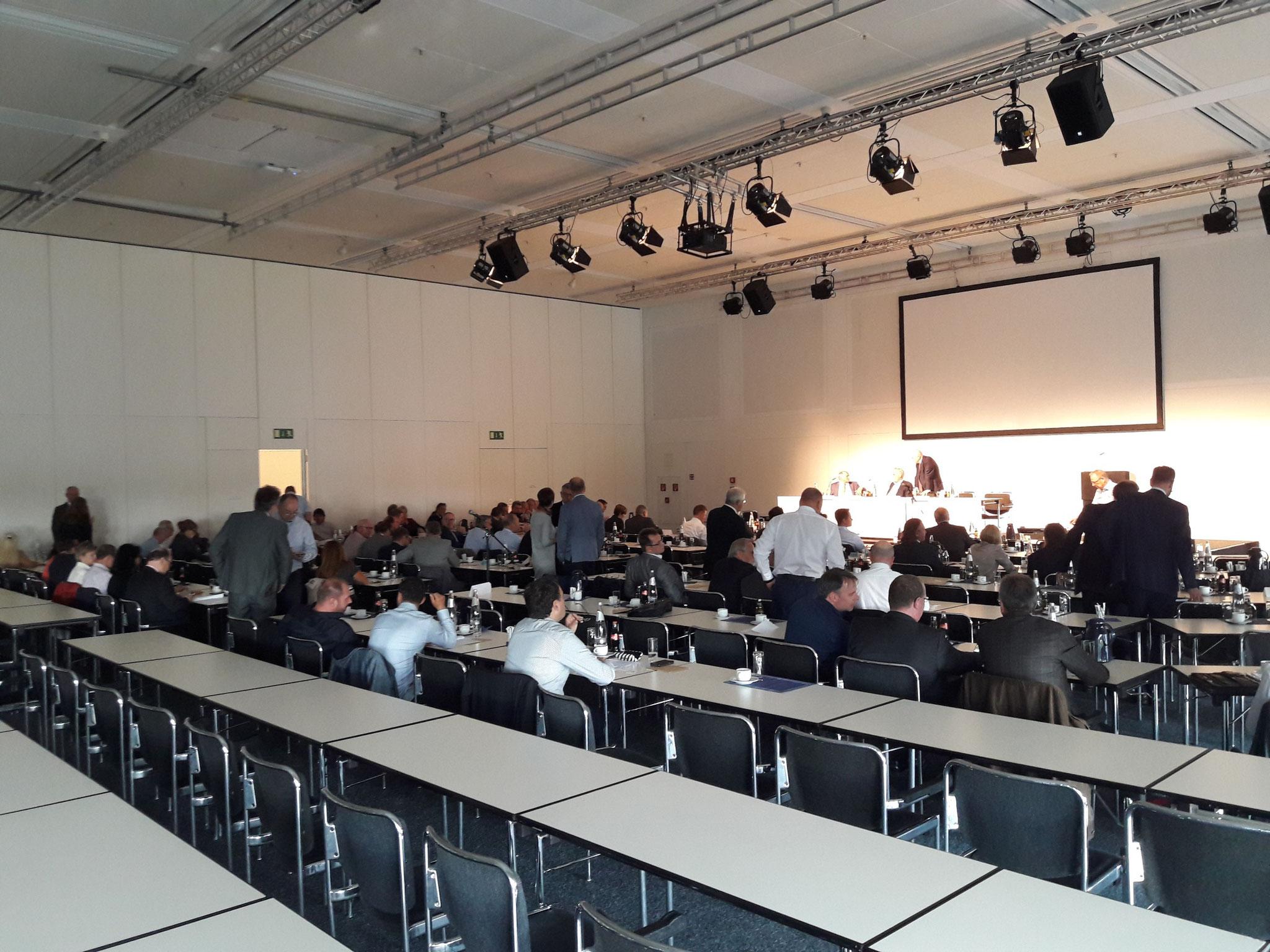 Mitgliederversammlung des Zentralverbandes der Gebäudedienstleister