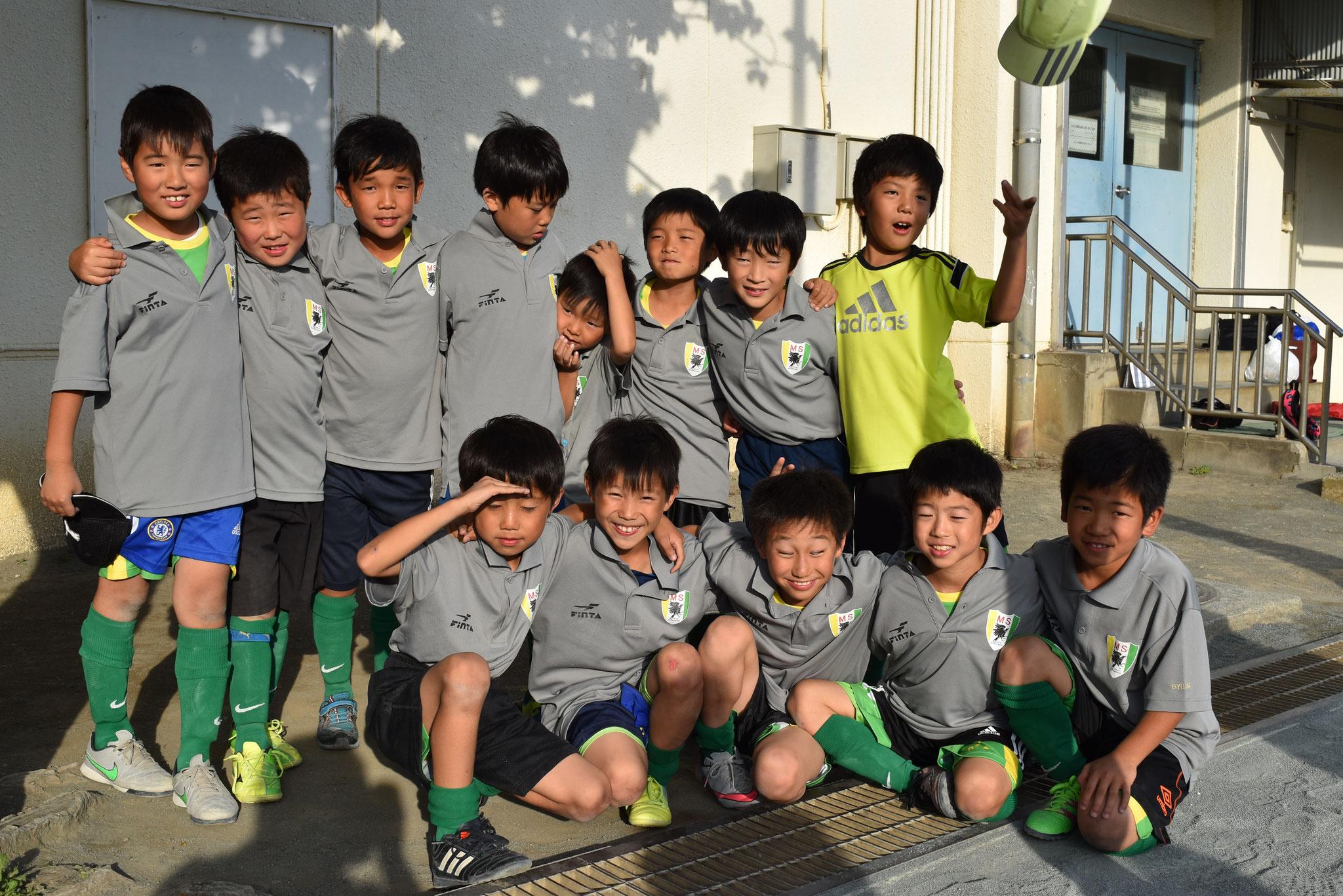 2016年度 藤沢市前期リーグ Aブロック優勝