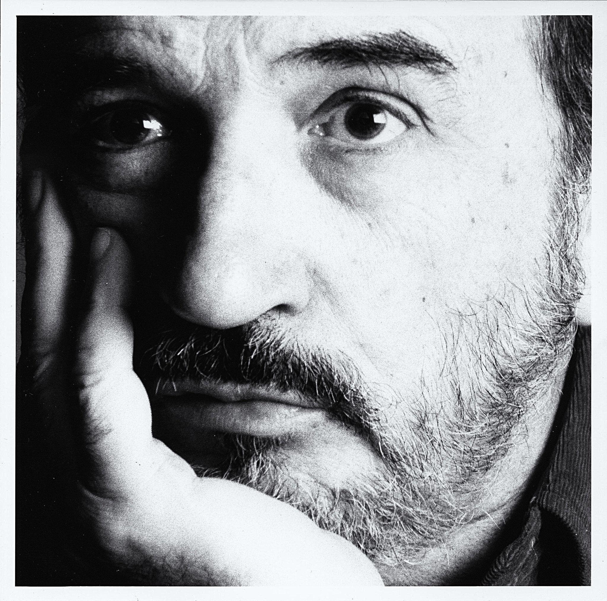 Jean-Claude Carrière, Writer, Screenwriter. (Paris, 1988) © OBS
