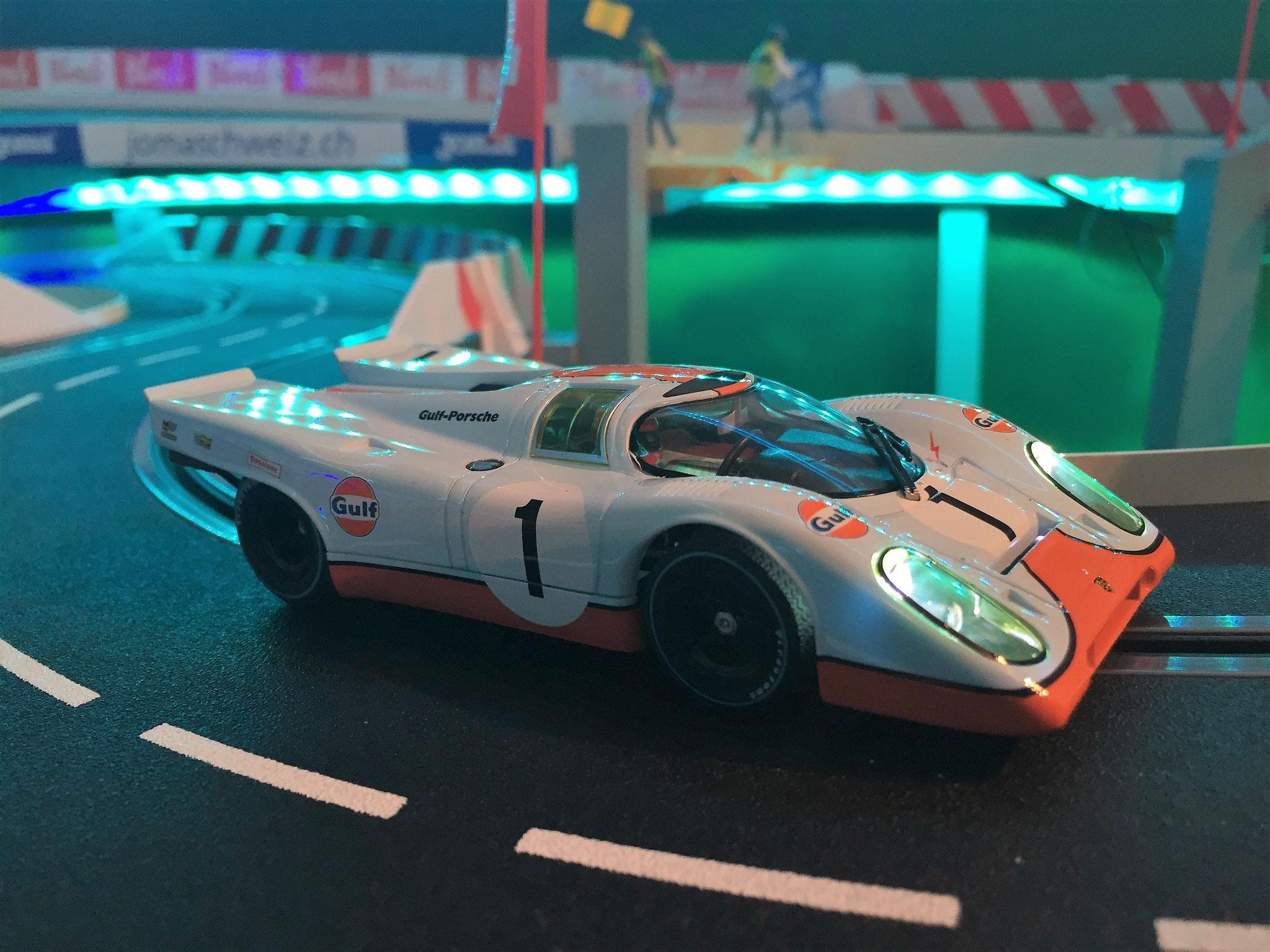 Porsche 917K - Daytona