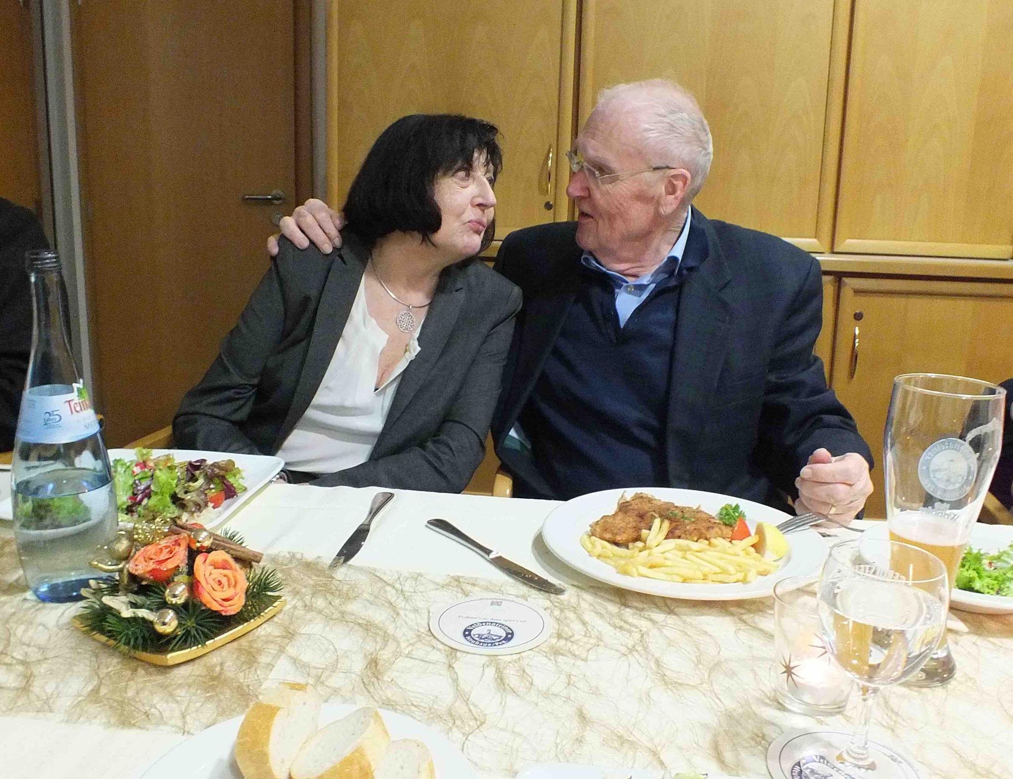 Maria und Günter